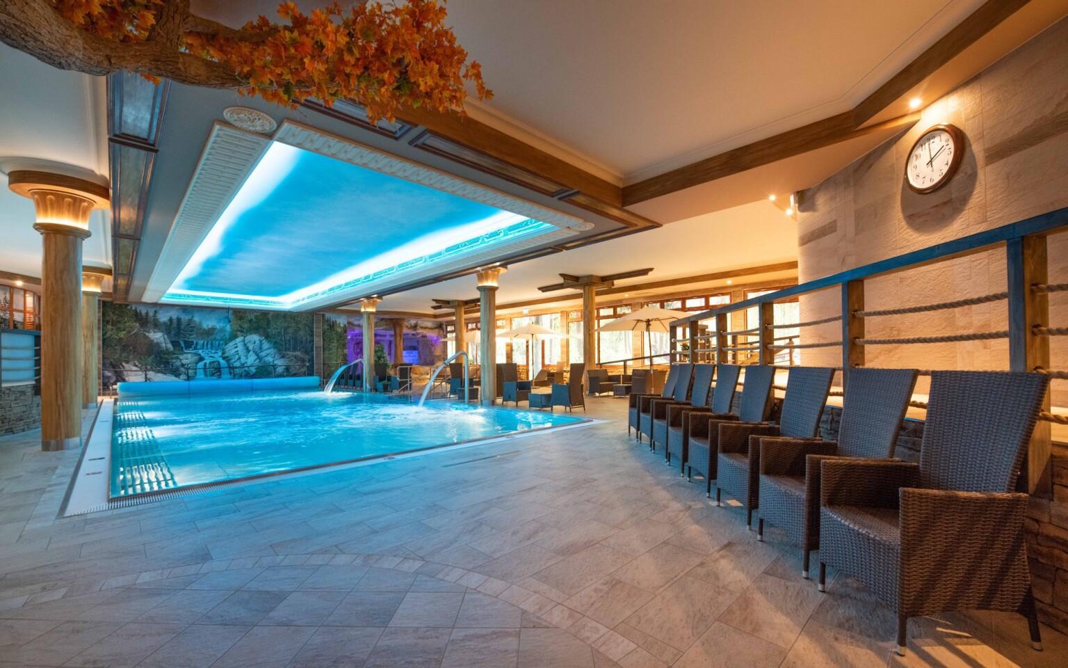 Wellness s bazénmi, Hotel Sport Aqua ***, Slovensko