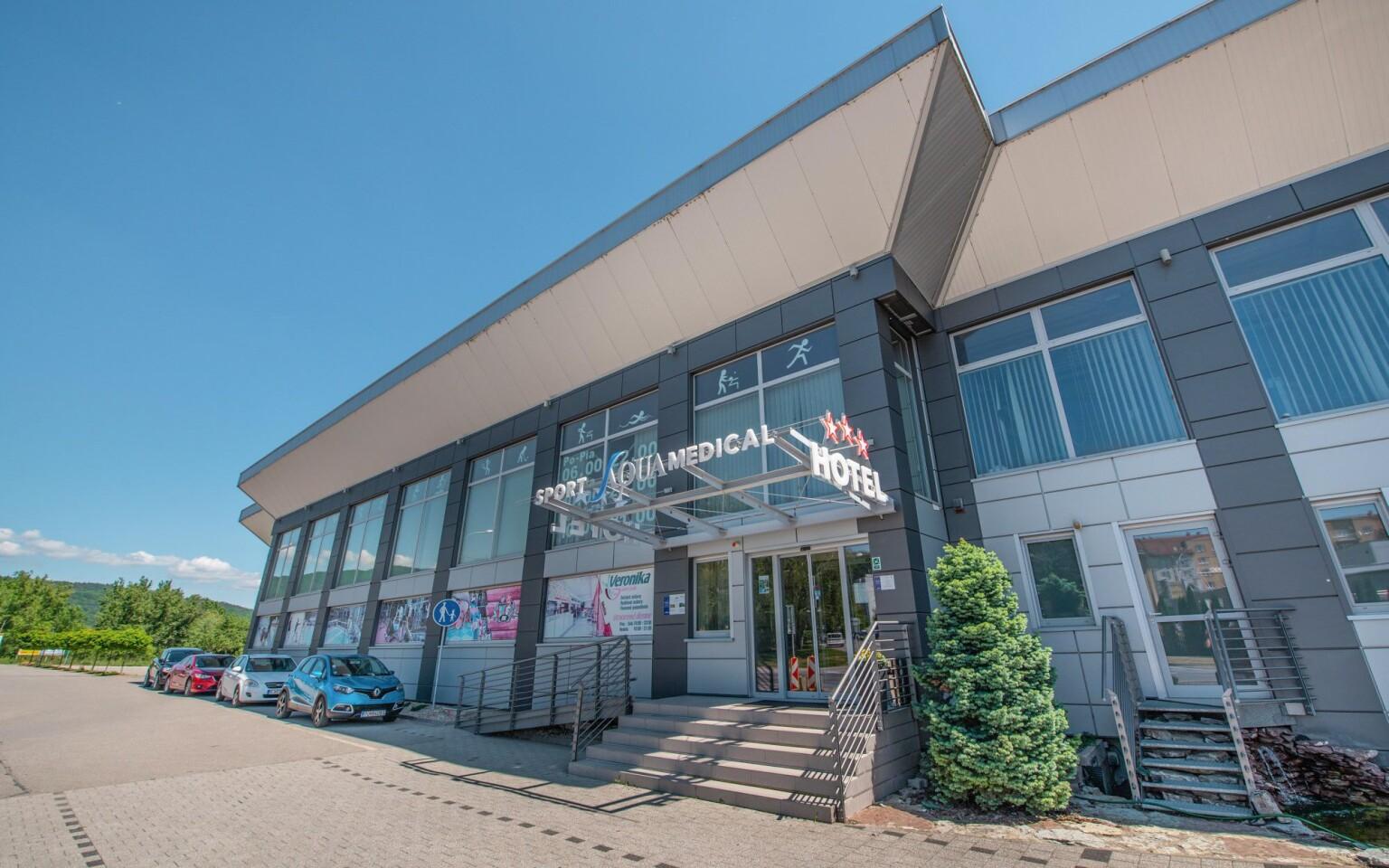 Hotel Sport Aqua *** ponúka nadštandardné služby, Slovensko