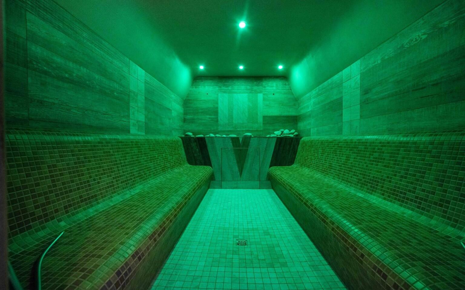 Saunový svet, Hotel Sport Aqua ***, Slovensko