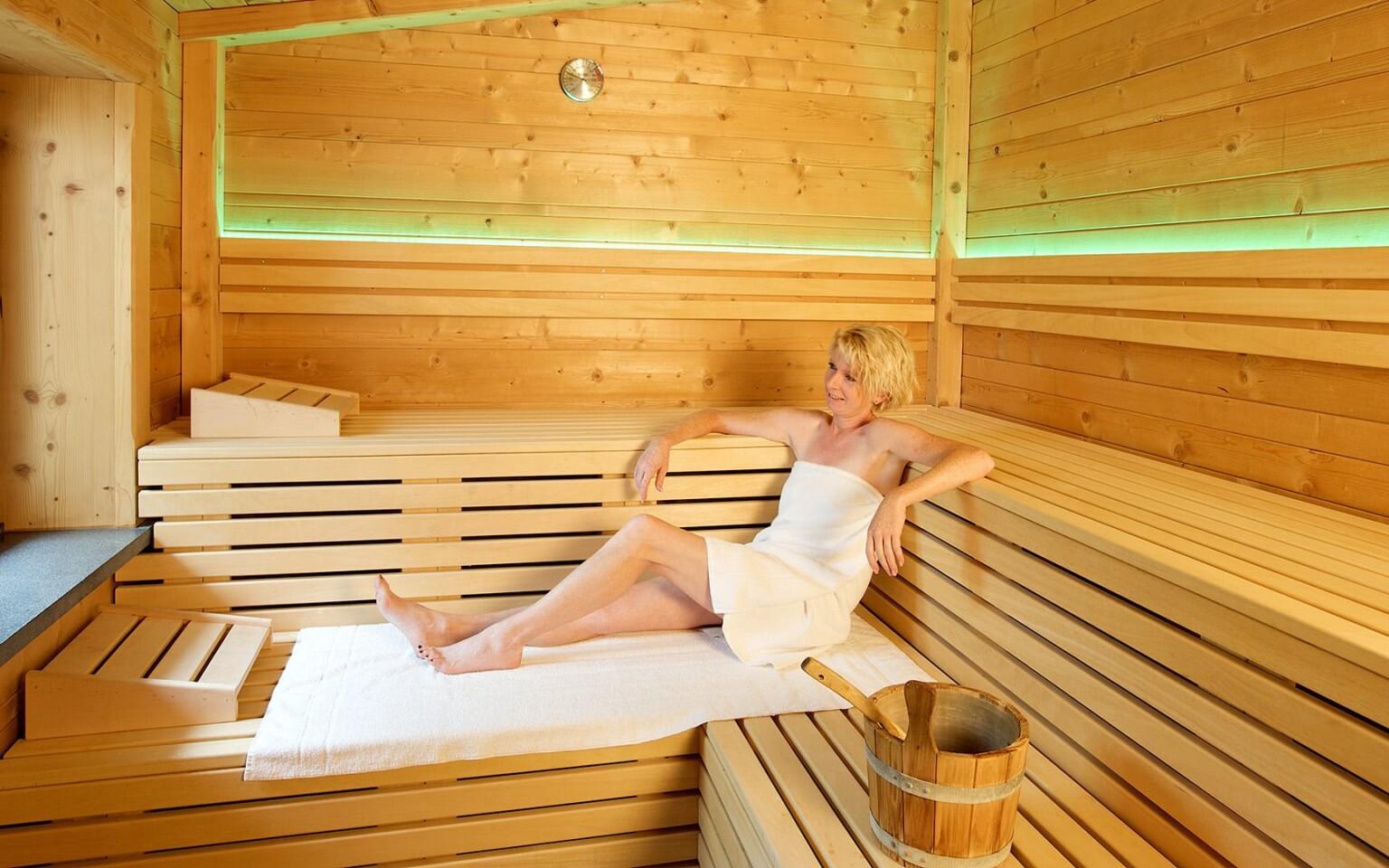 Termálne wellness, sauna, AktiVital Hotel, Nemecko