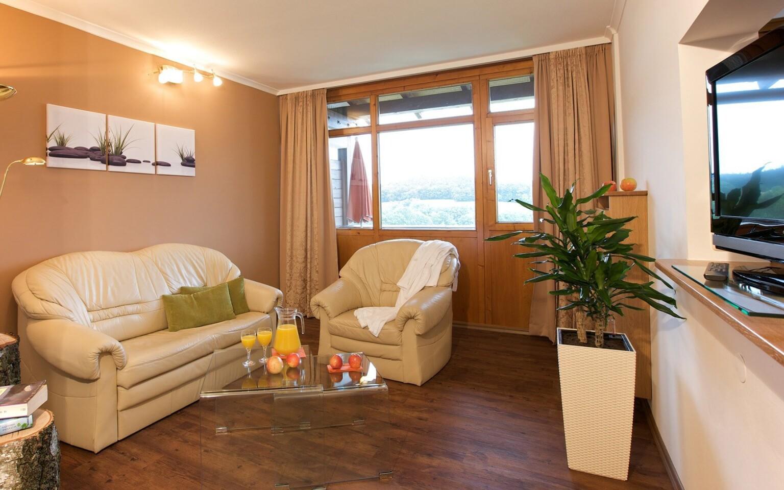 Svetlé útulné izby, AktiVital Hotel, Nemecko