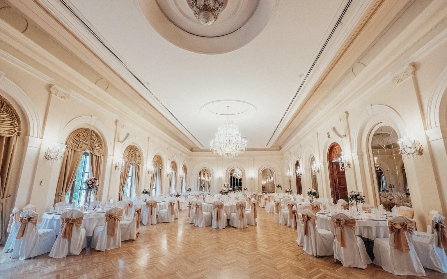 Krásne interiéry v Anna Grand Hoteli **** v Maďarsku