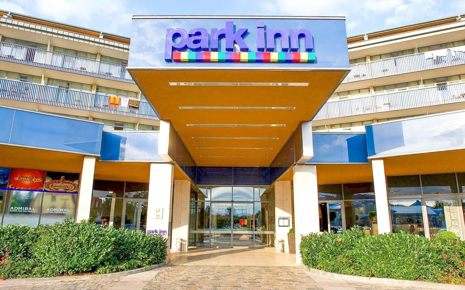 Hotel Park Inn by Radisson Sárvár Resort & Spa, Maďarsko