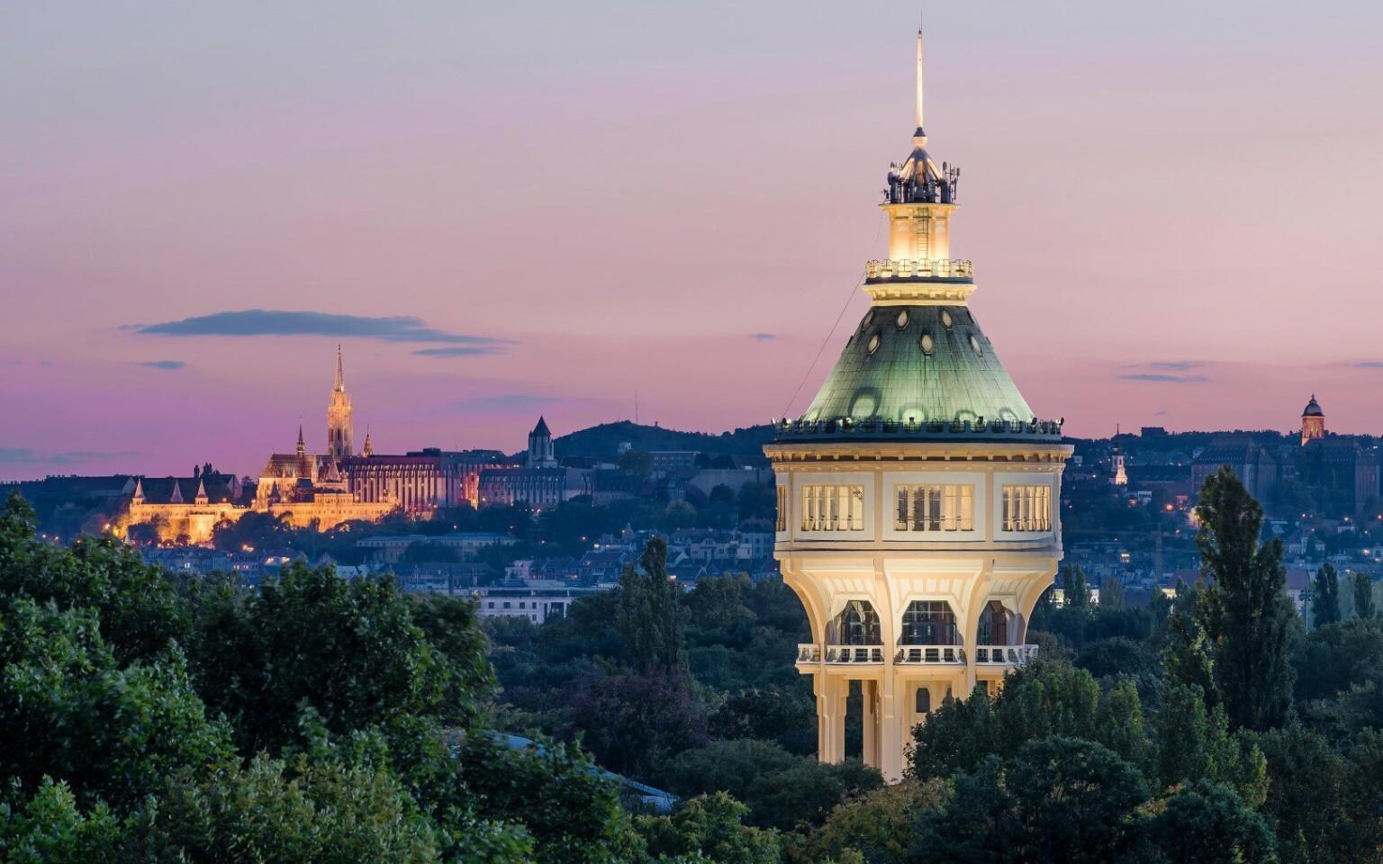 Budapešť je plná krásnych zákutí a pamiatok