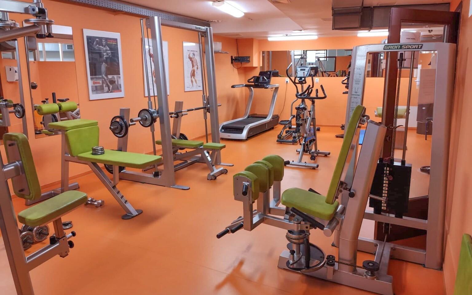 Fitness, Wellness hotel Patince ****