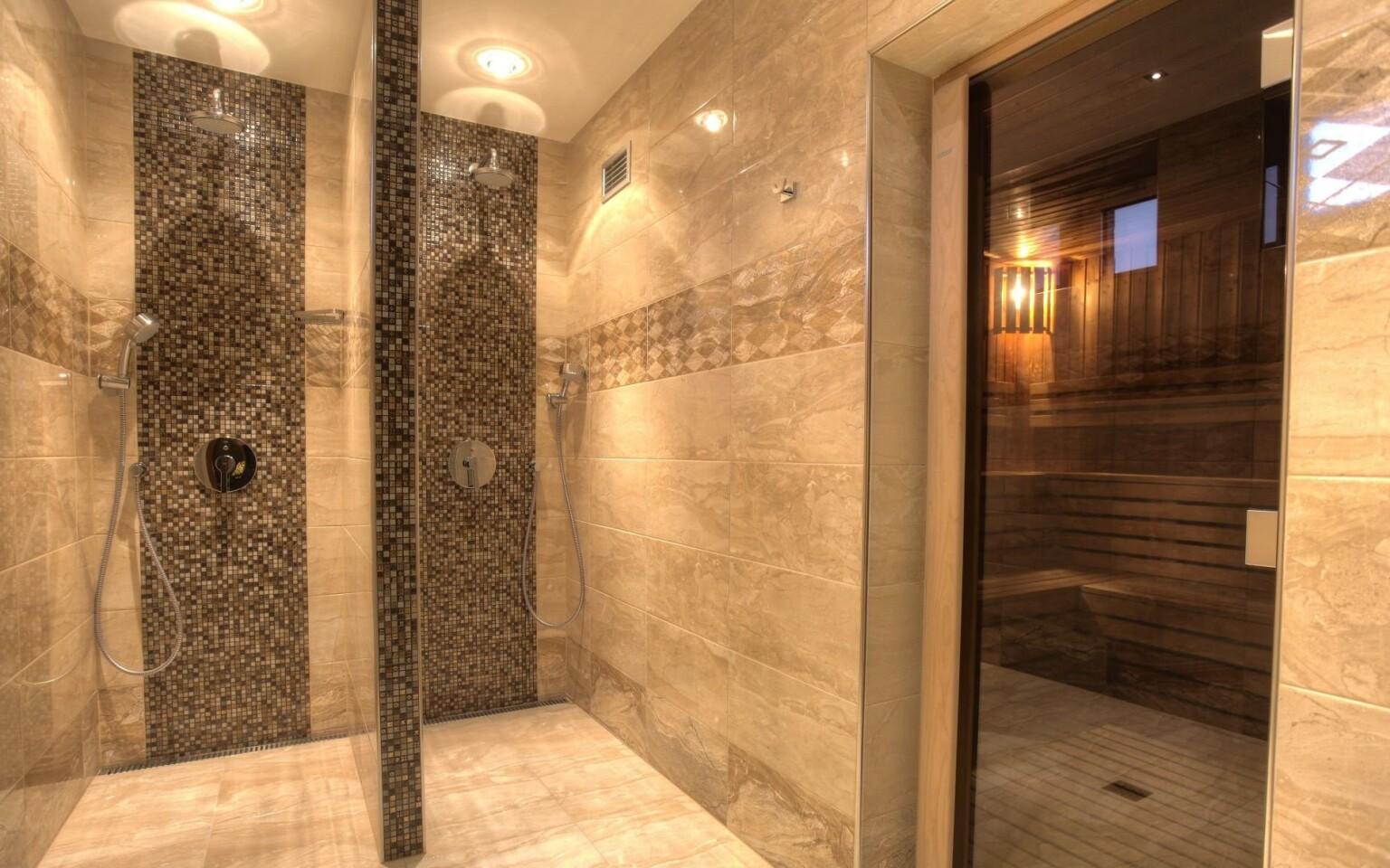 Sauna, wellness, Grand Boutique Hotel Sergijo ****