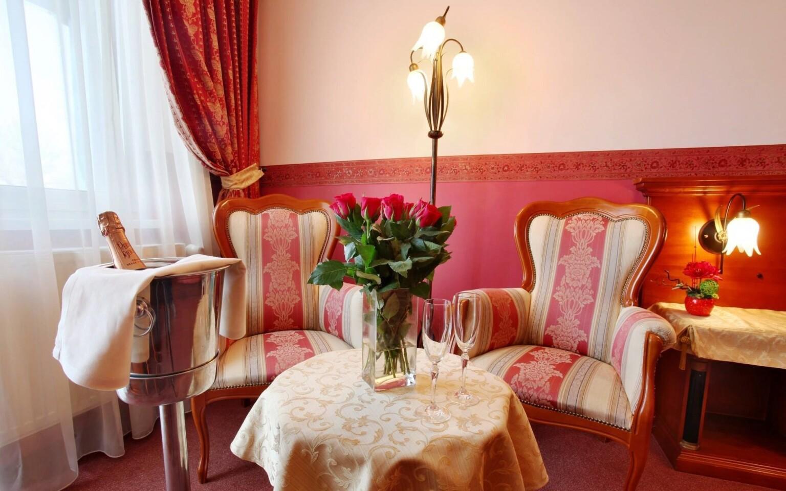 Komfortné izby, Grand Boutique Hotel Sergijo ****
