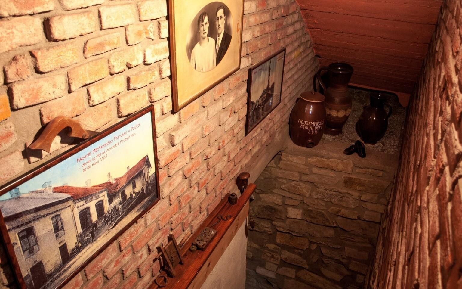 Interiéry Pensiónu U Háje, Nedošín, Litomyšl - UNESCO