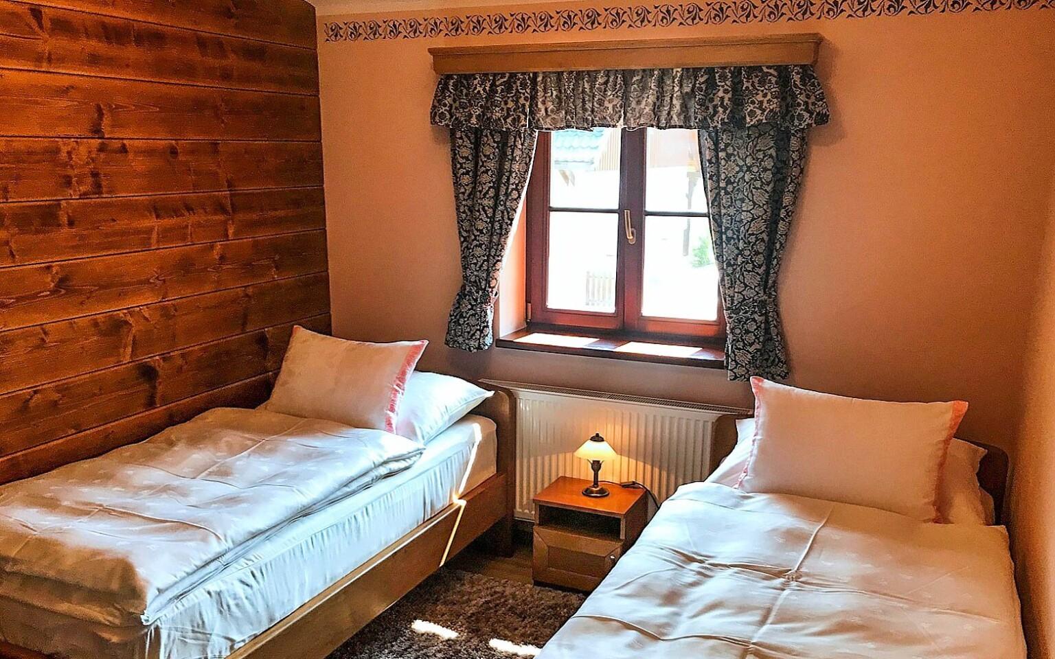 Pohodlné izby Exklusive v Hotelu Na Dolině *** Beskydy