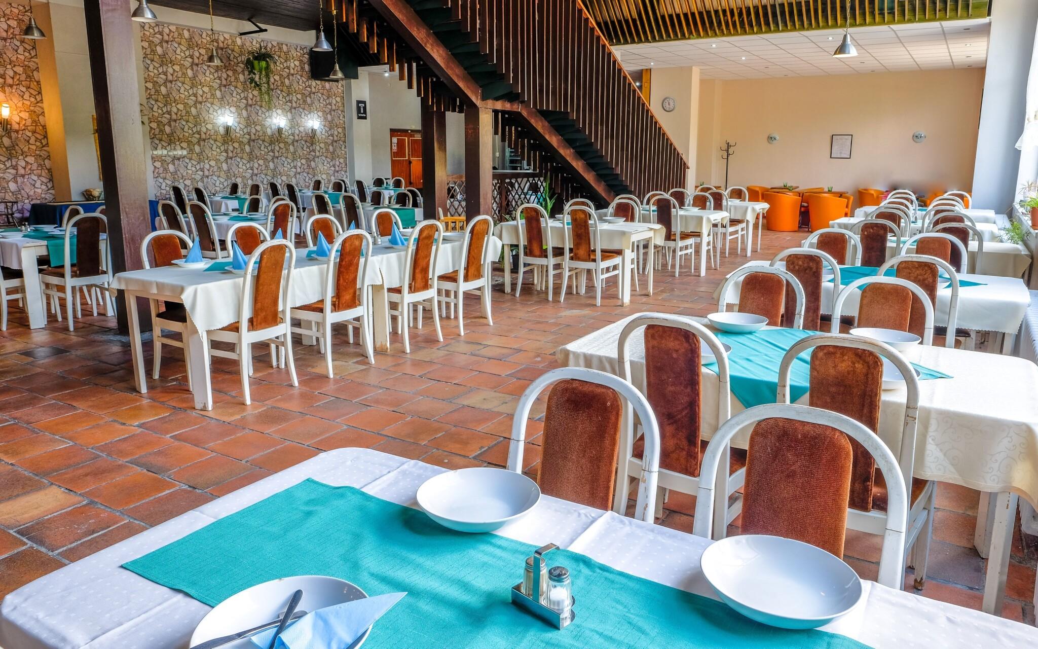 Restauarce, Hotel Rysy ***, Vysoké Tatry, Slovensko