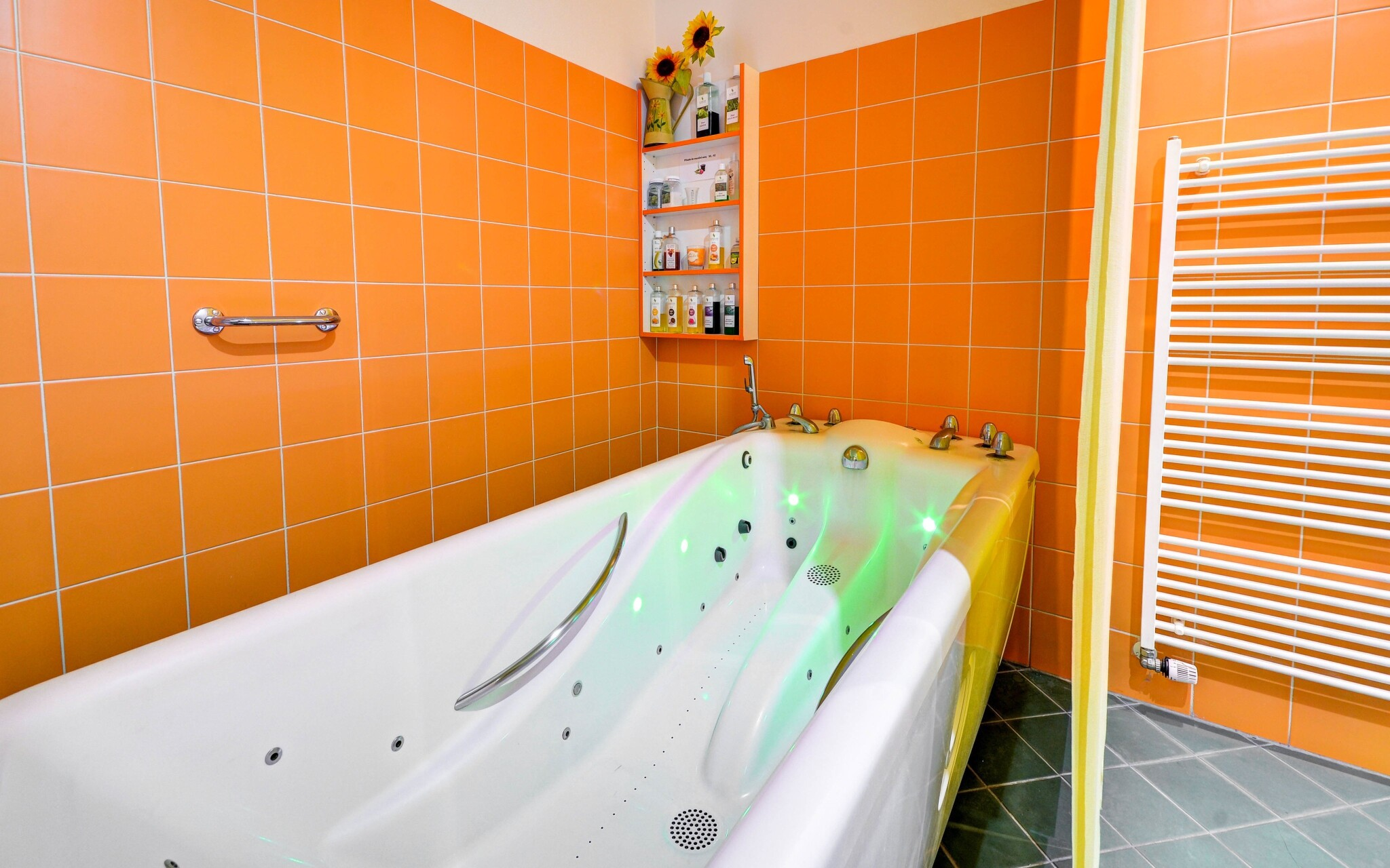 Koupele a procedury Wellness Hotel Iris ***, jižní Morava