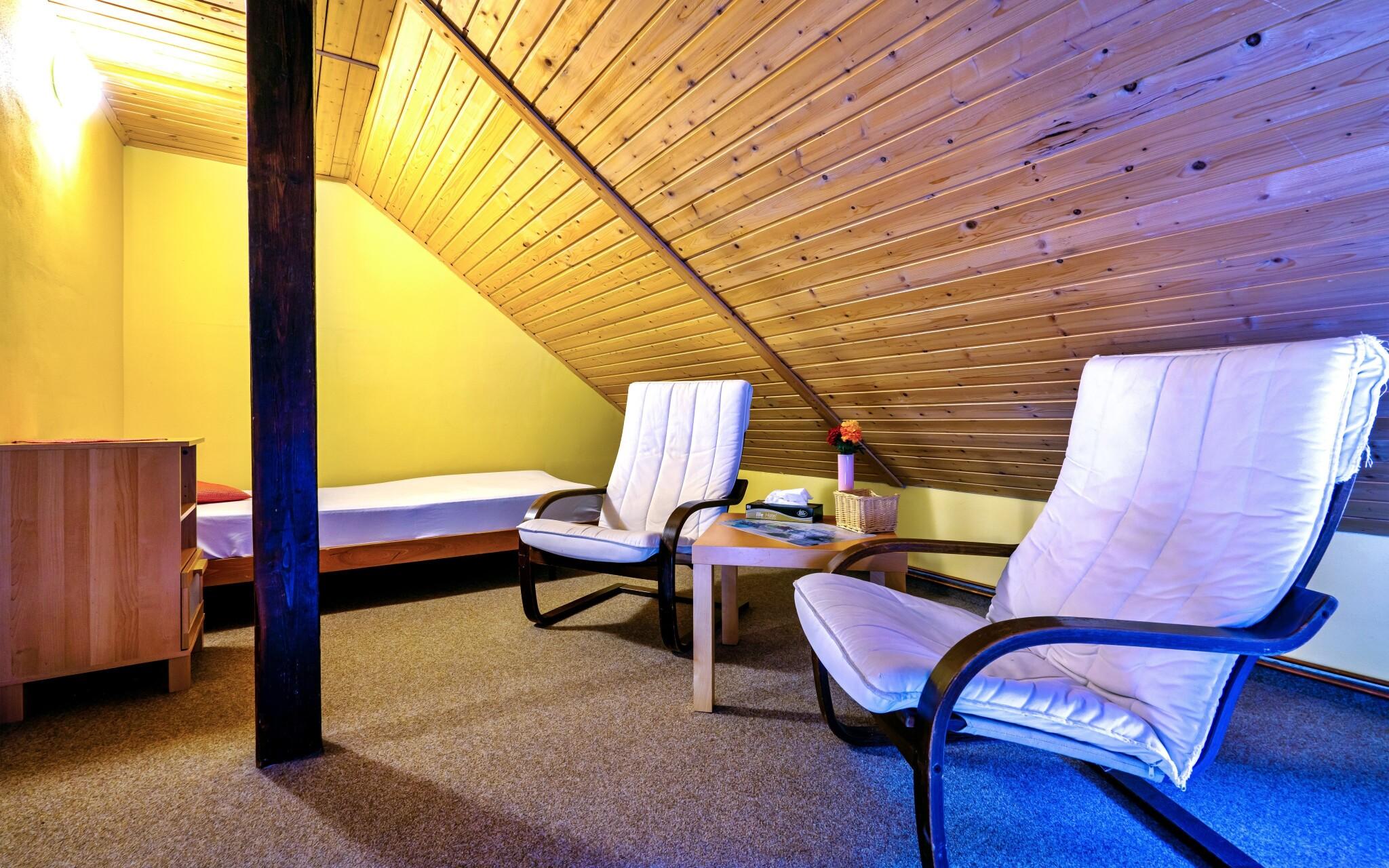 Ubytujte sa v komfortných izbách