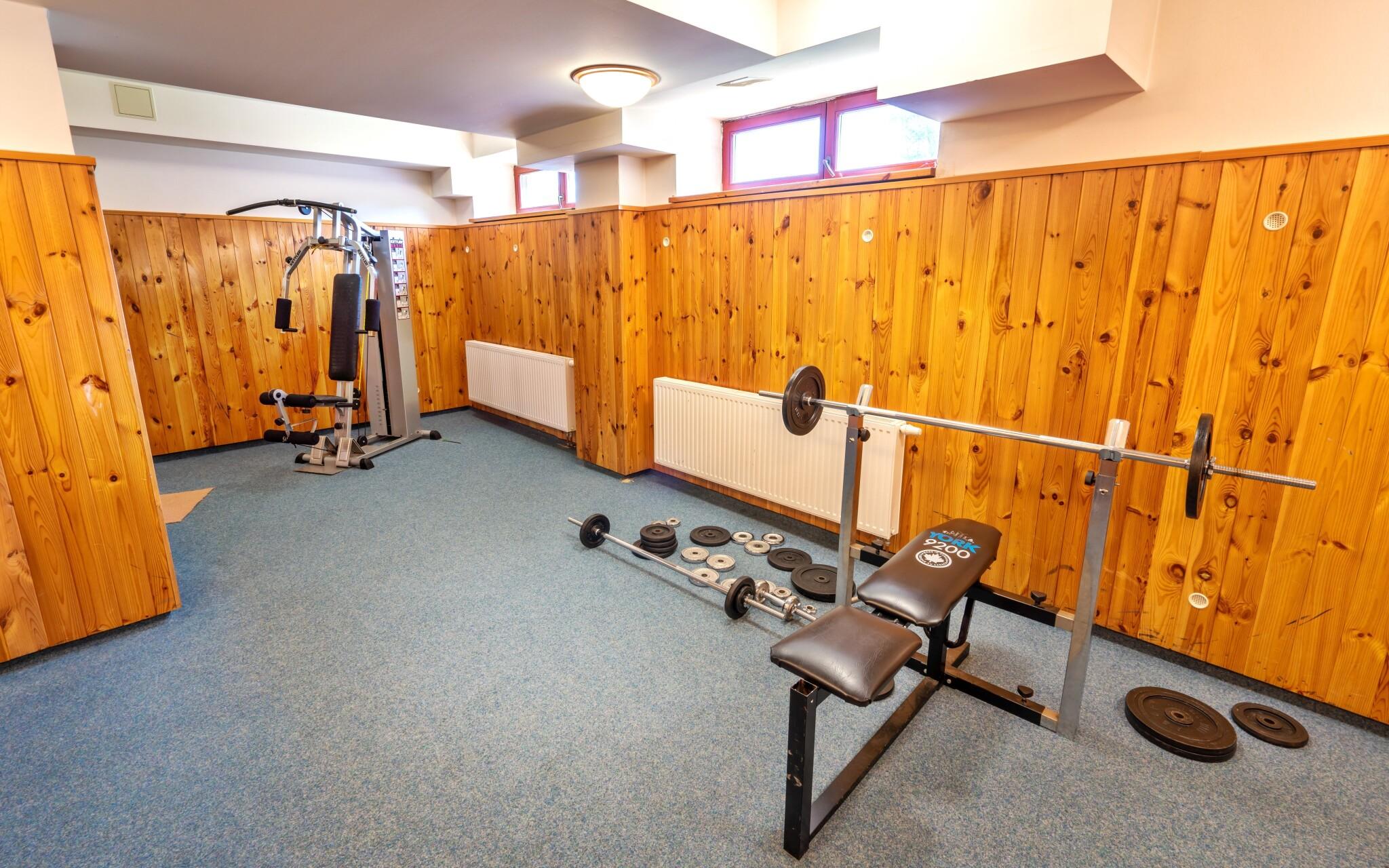 Vstup do fitness centra máte neomezený