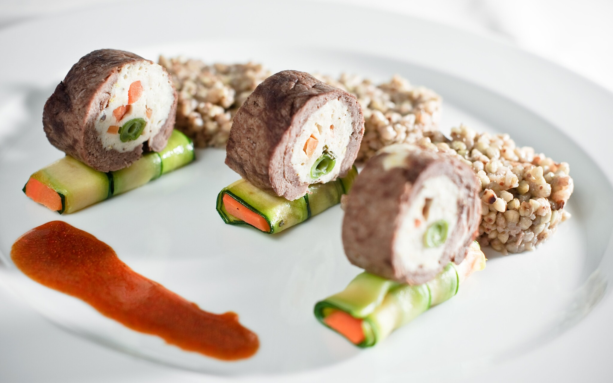 V reštaurácii Hotela Magnus si vychutnáte delikátne pokrmy