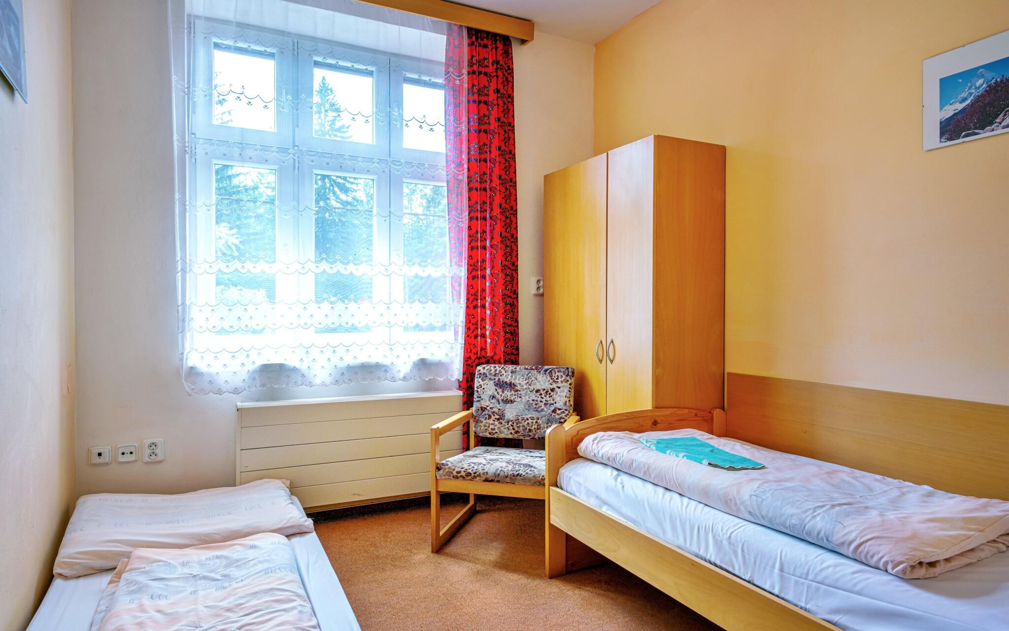 Ubytování v Hotelu Pod Akáty