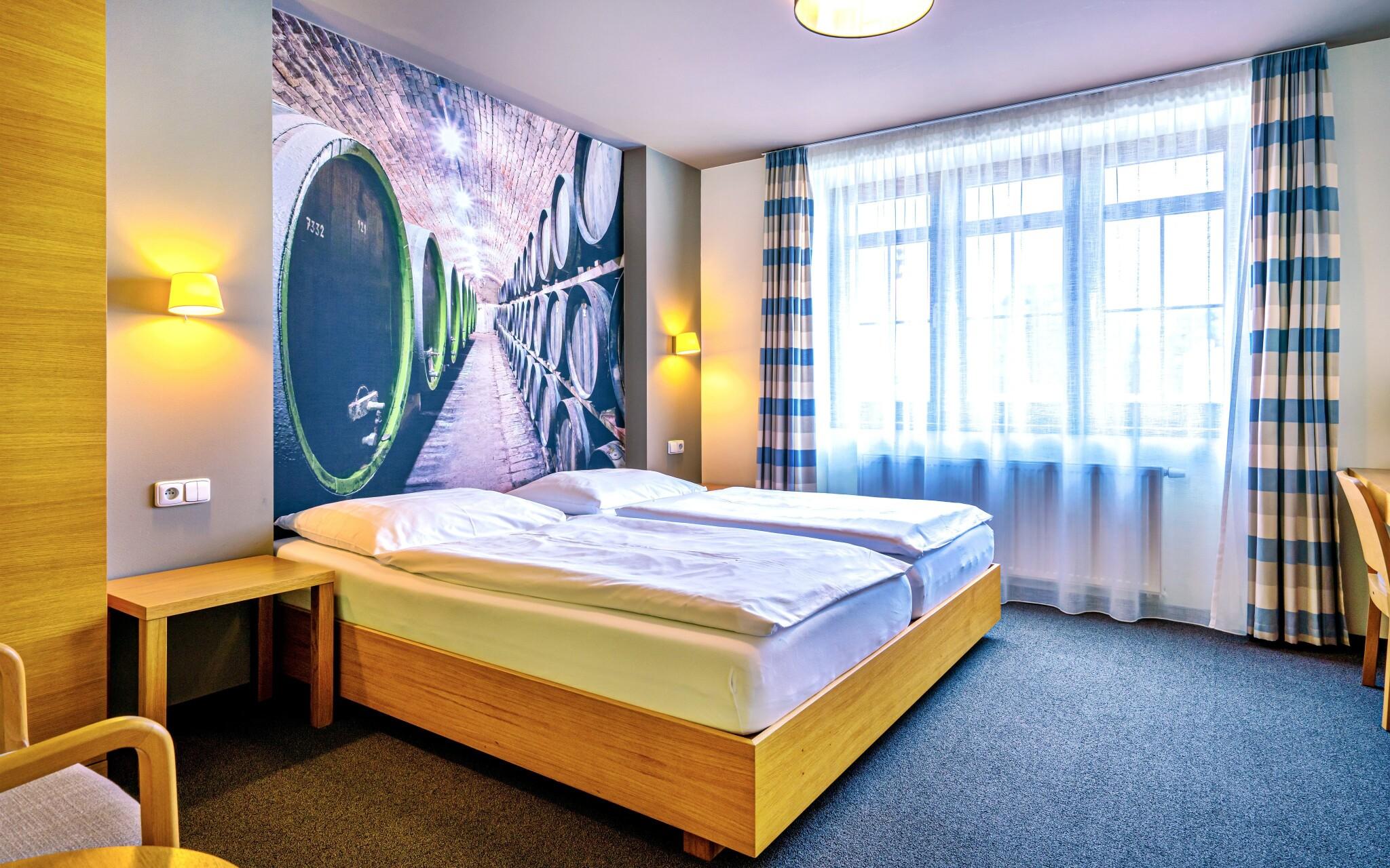 Pohodlné izby, Hotel Lidový dům ***, Slovácko