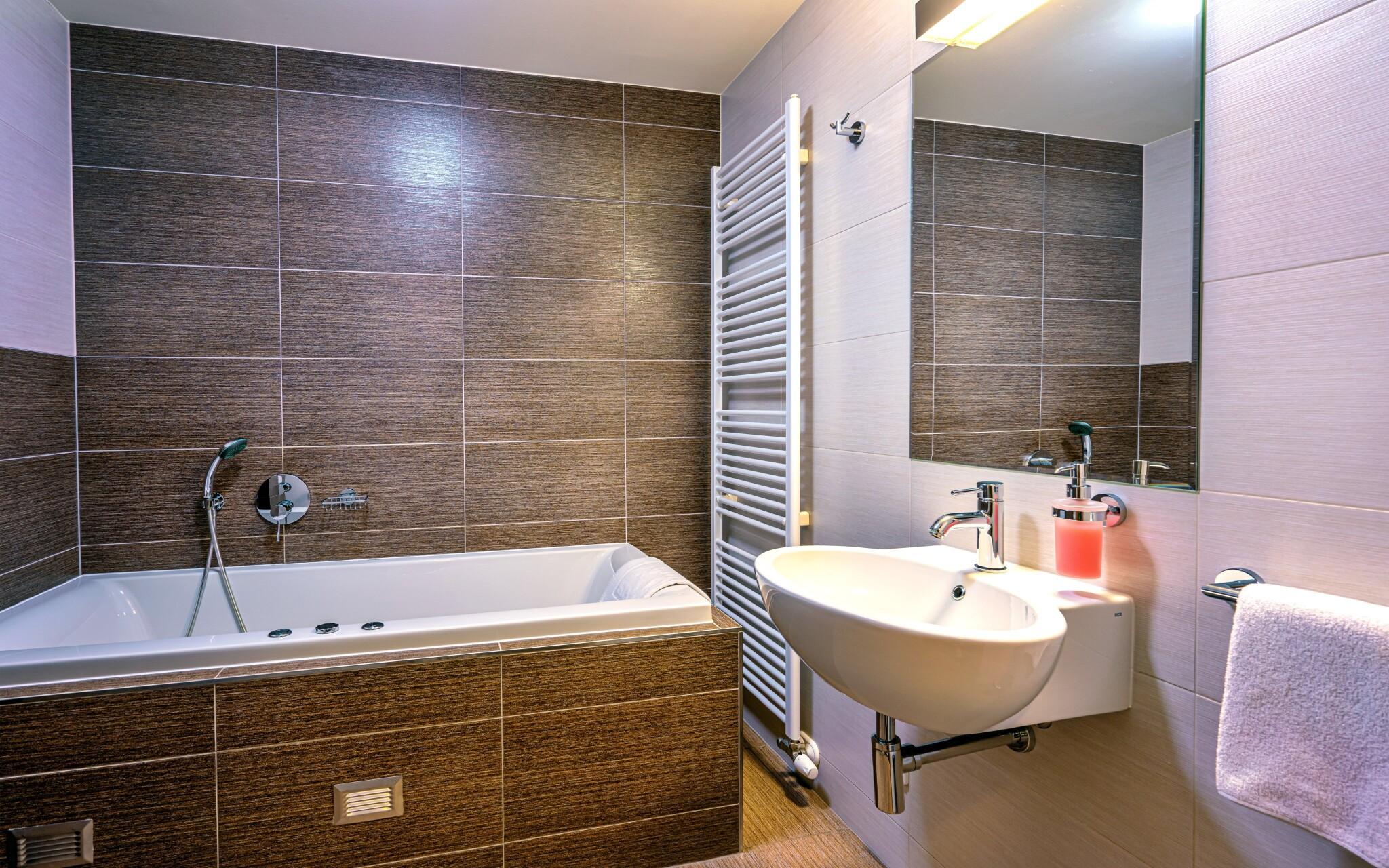 Kúpeľňa, Hotel Lidový dům ***, Slovácko