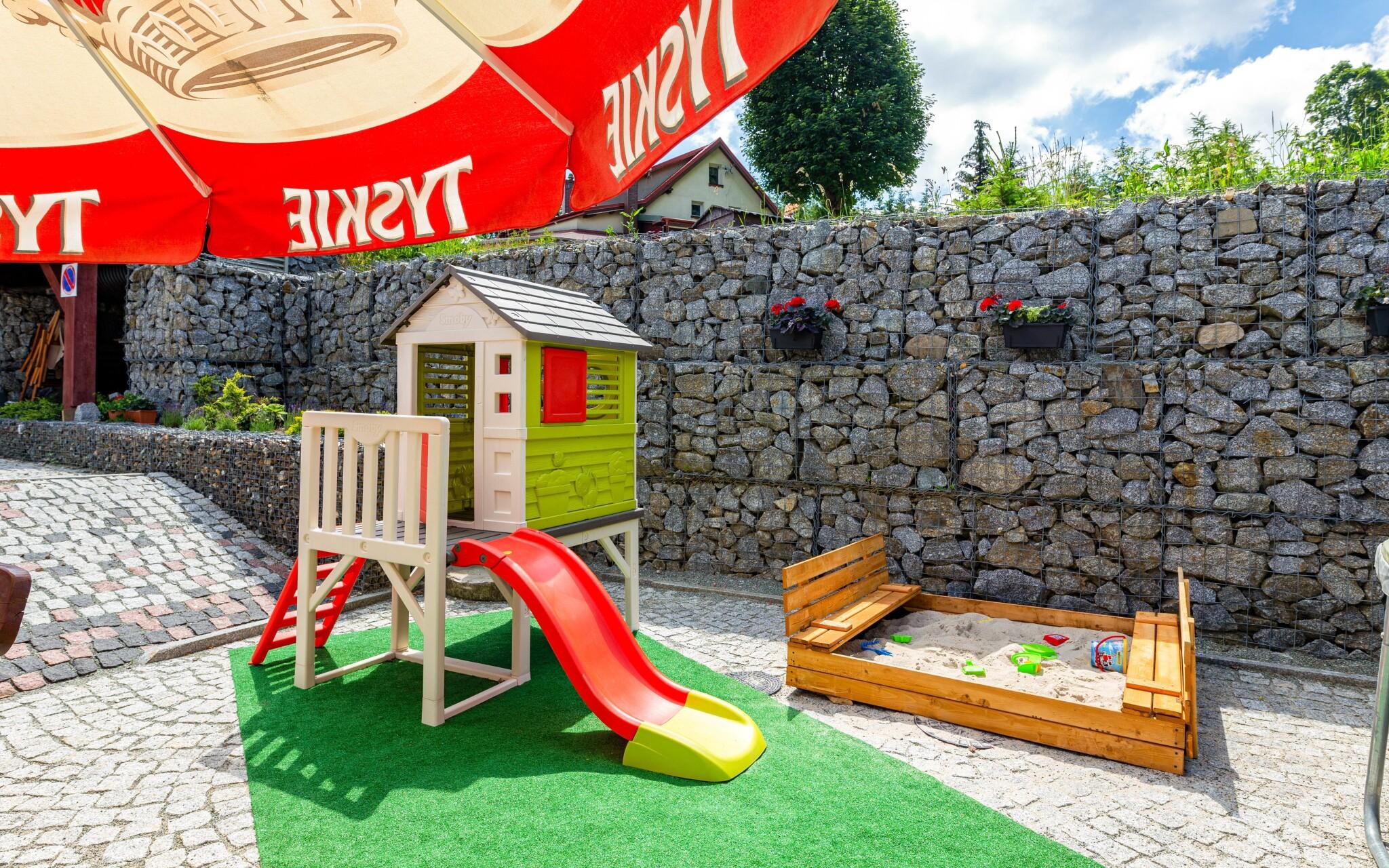 Zábava pre deti na dovolenke v Poľsku