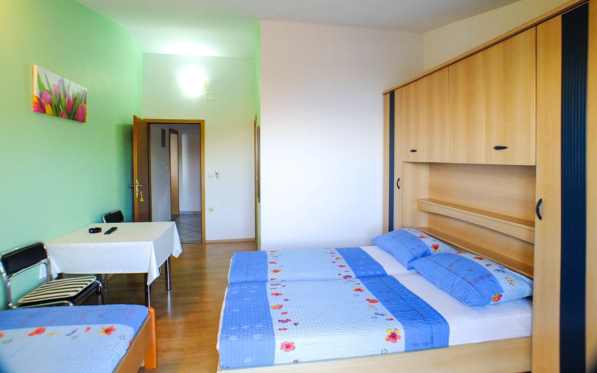 Dovolenka v apartmánoch v Chorvátsku
