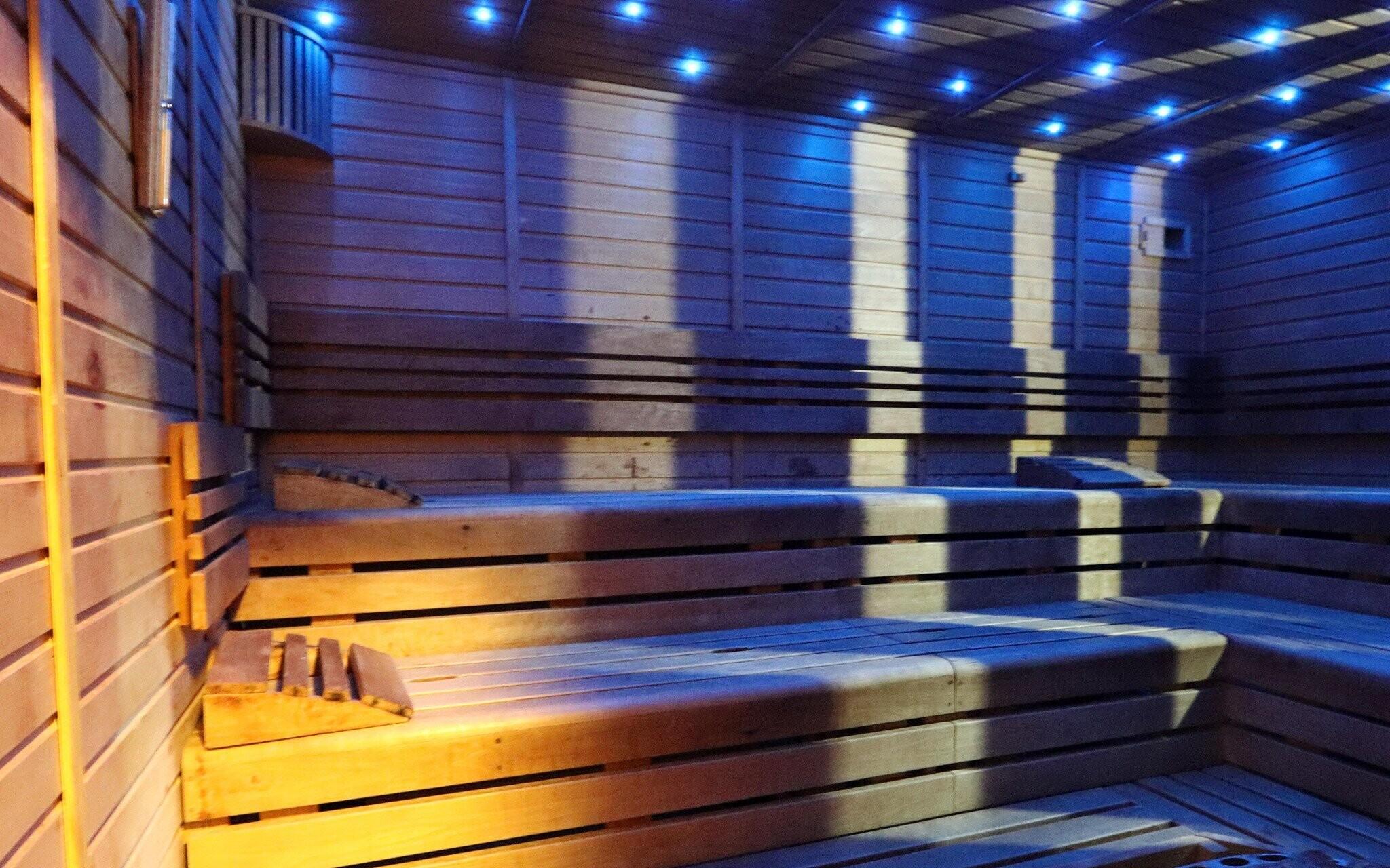 Wellness centrum, finská sauna, Hotel Corona, jižní Čechy