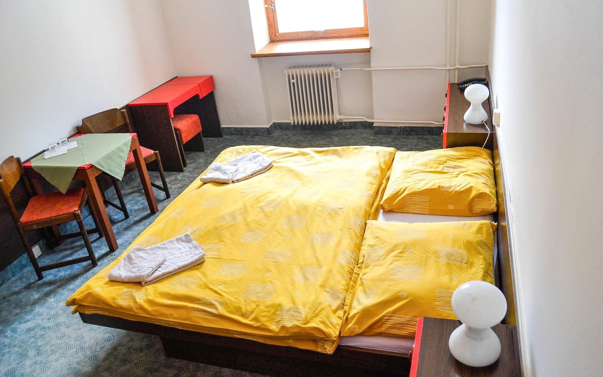 Ubytovaní budete na izbe Standart