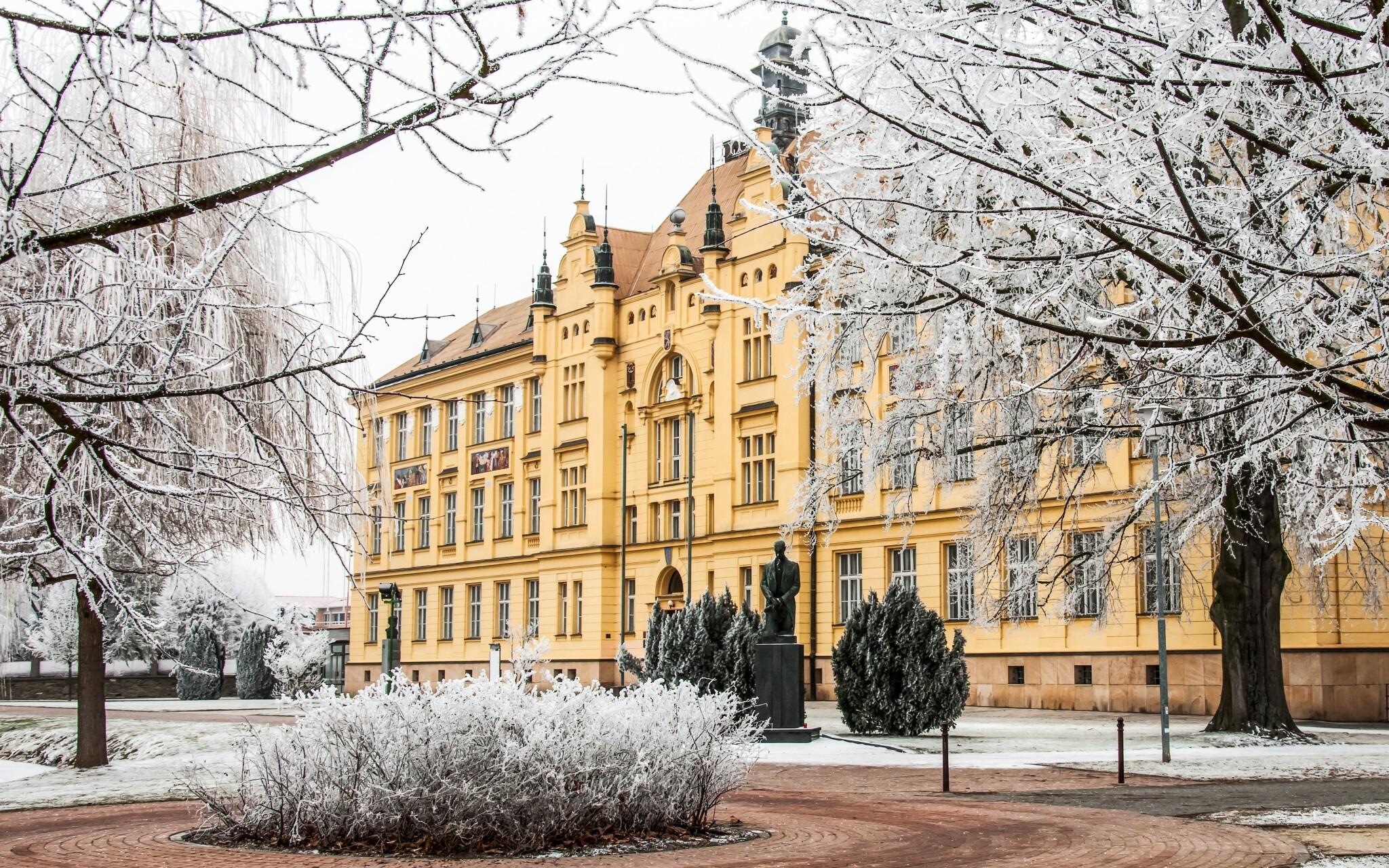 Hanácka metropola v zime, Hotel Senimo, Olomouc