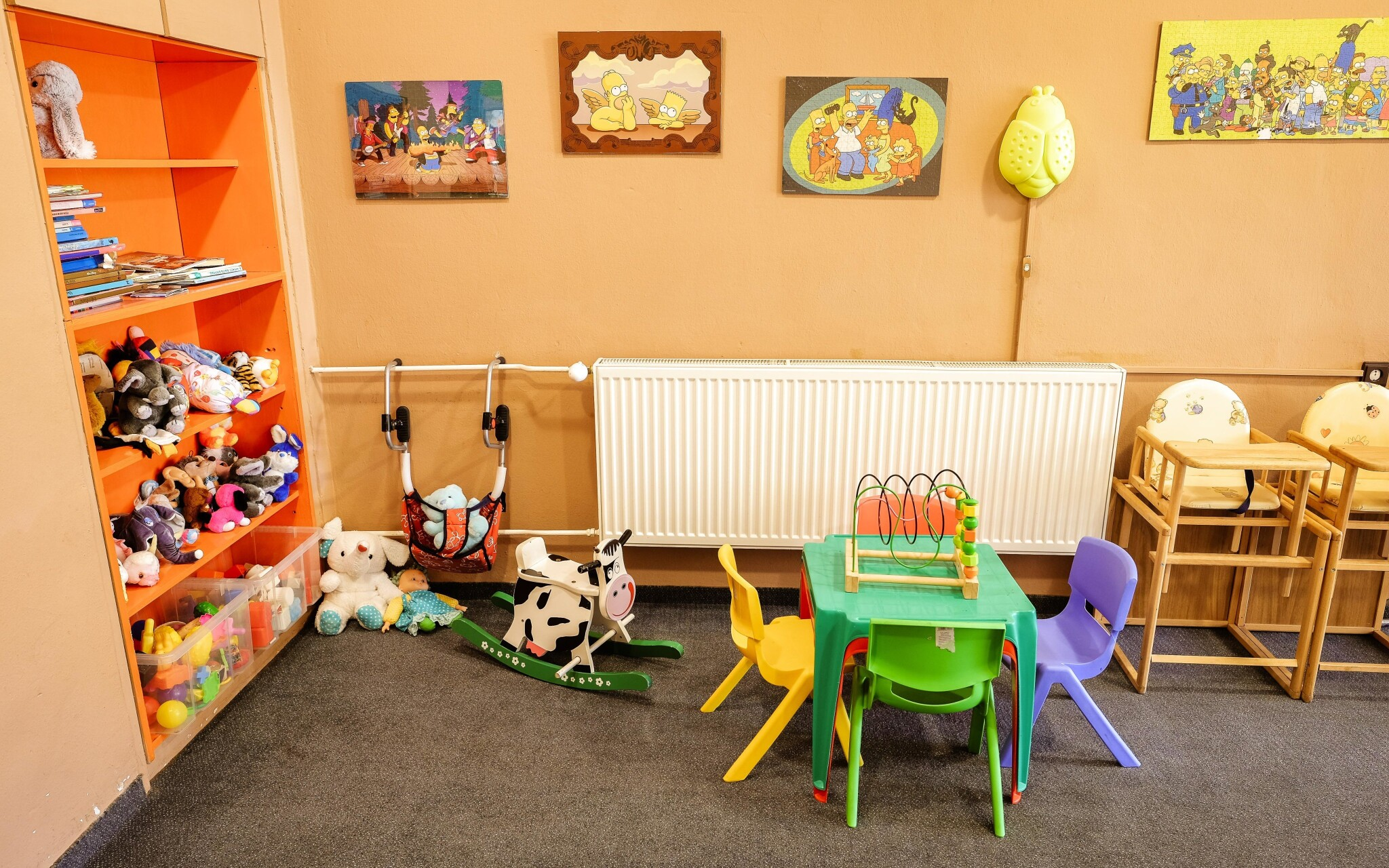 Dětský koutek pro nejmenší, Miramonti Resort