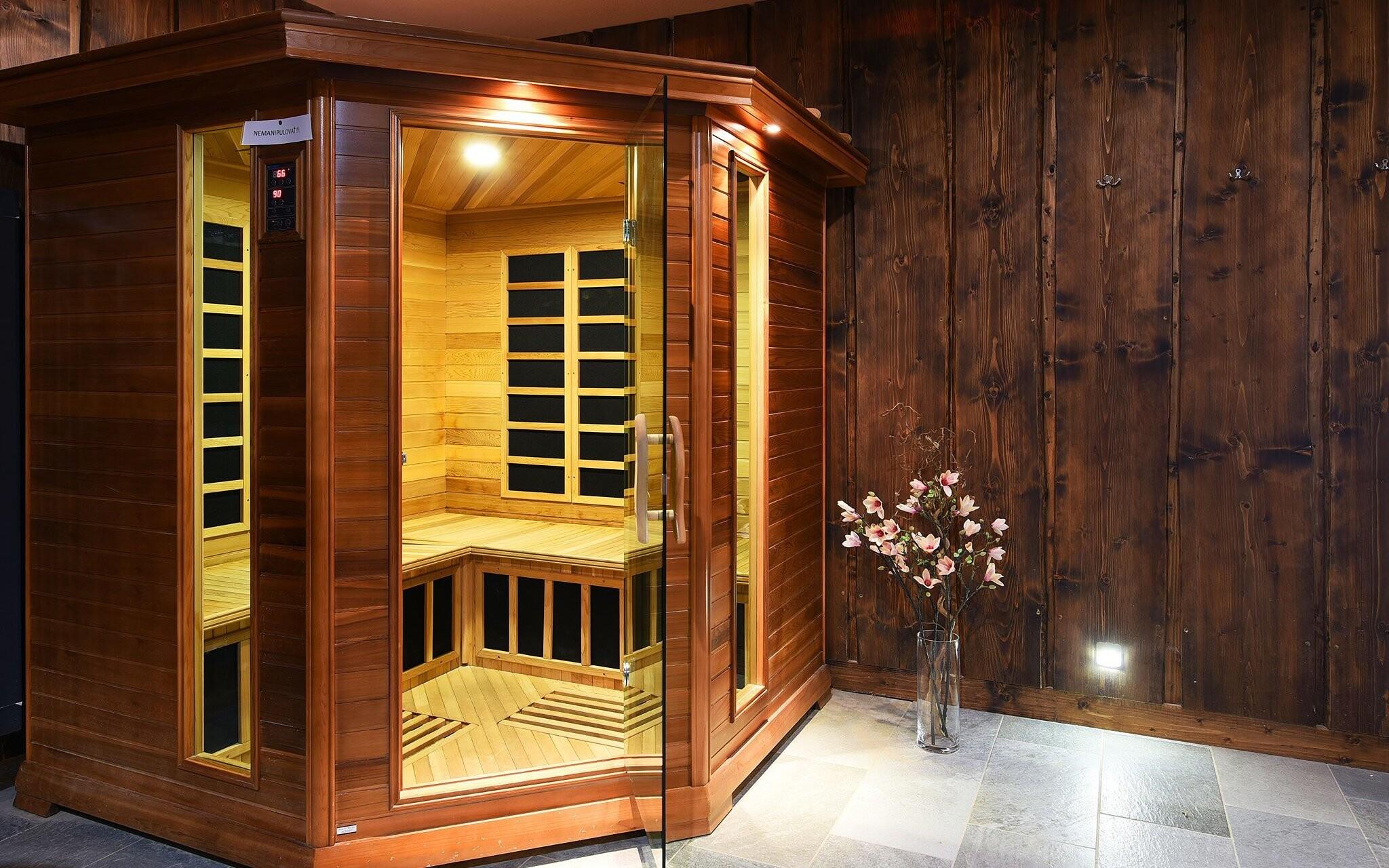 Wellness, sauny v Hotelu Lesana *** Vysoké Tatry