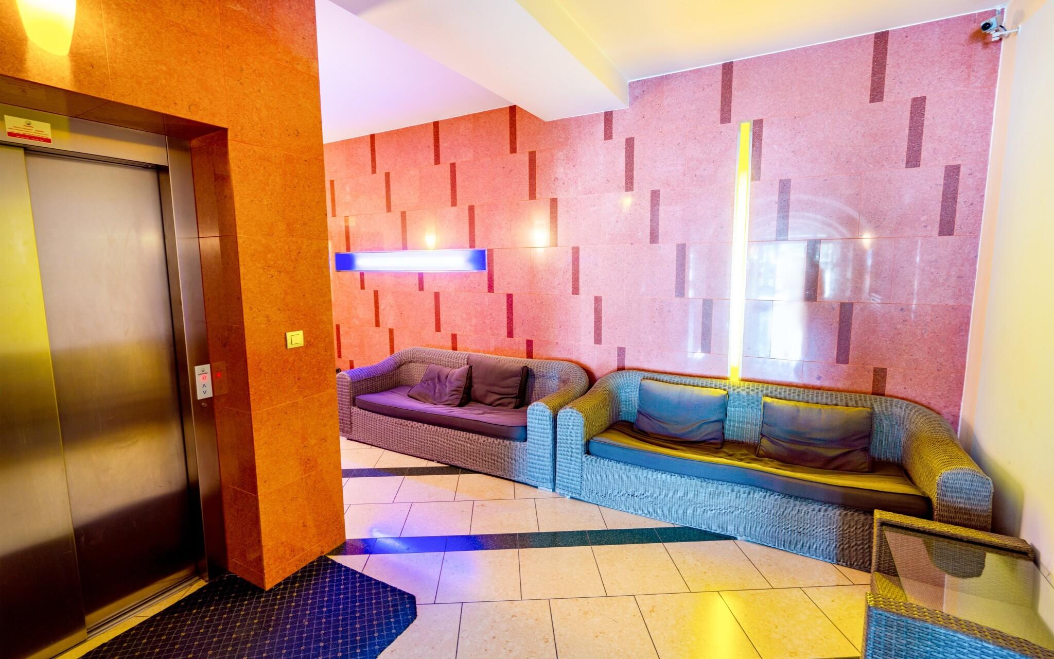Krásné interiéry, Hotel Slovan, Jeseníky
