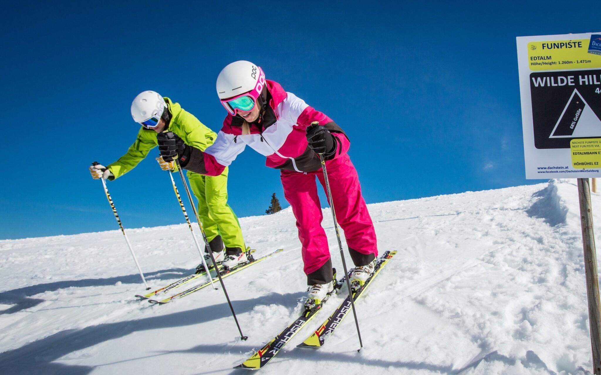 Rakúske Alpy sú parádne lokalitou na lyžovanie