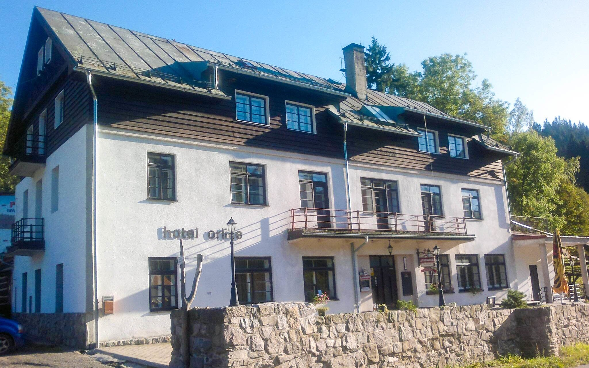 Ubytovanie v chate Orlice v Deštné v Orlických horách