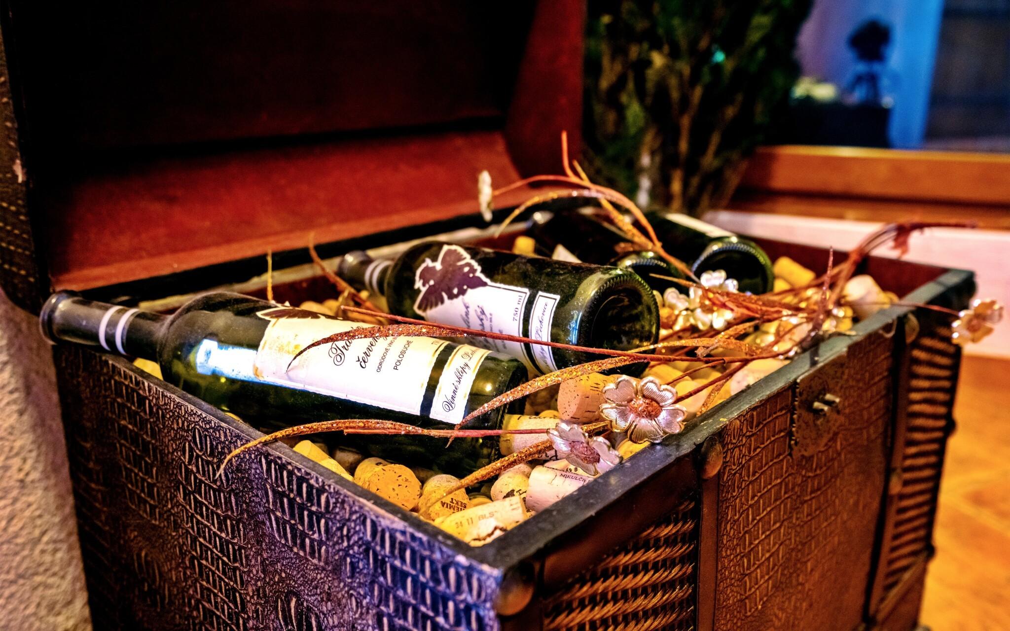 Ochutnejte místní víno