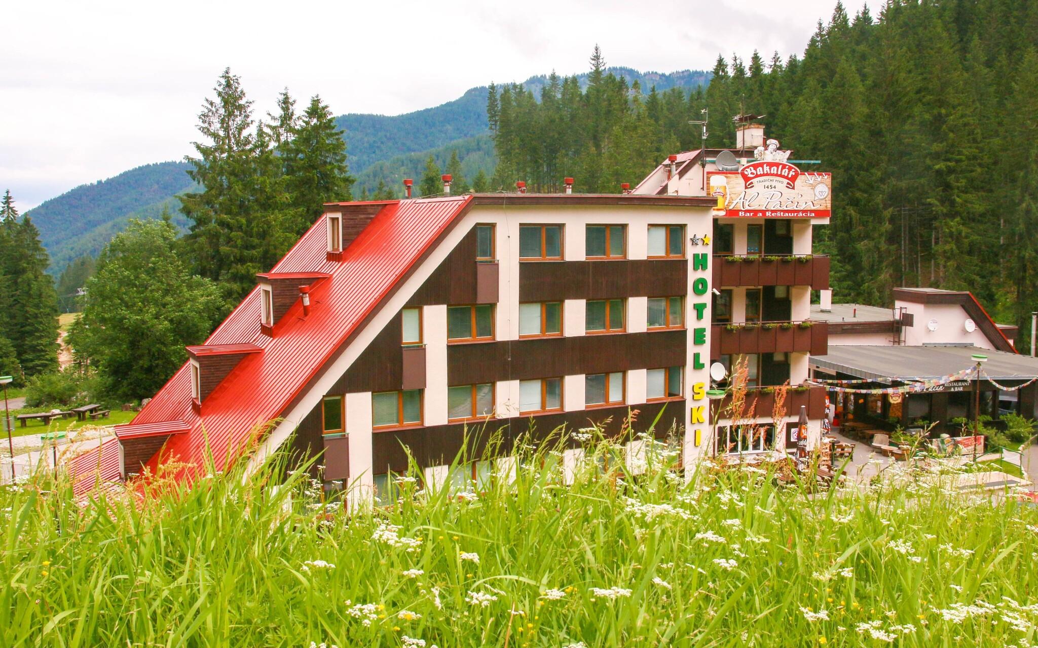 Hotel SKI, Demänovská Dolina, Nízké Tatry