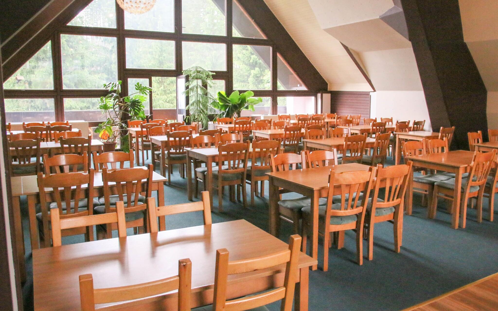 Restaurace v Hotelu SKI