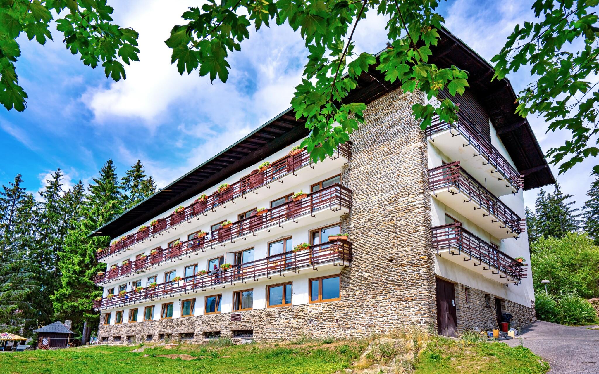 Hotel Stella, Šumava, jižní Čechy