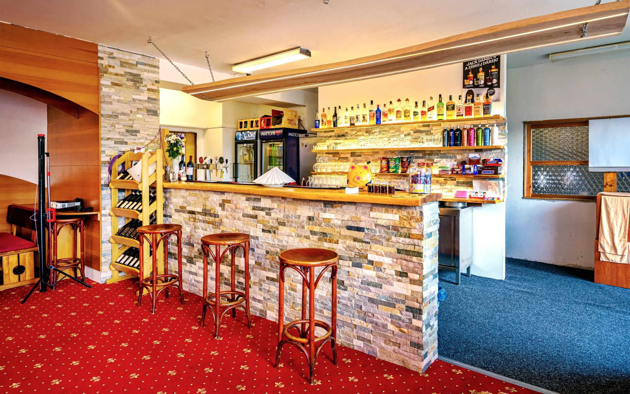 Bar, Hotel Stella, Šumava