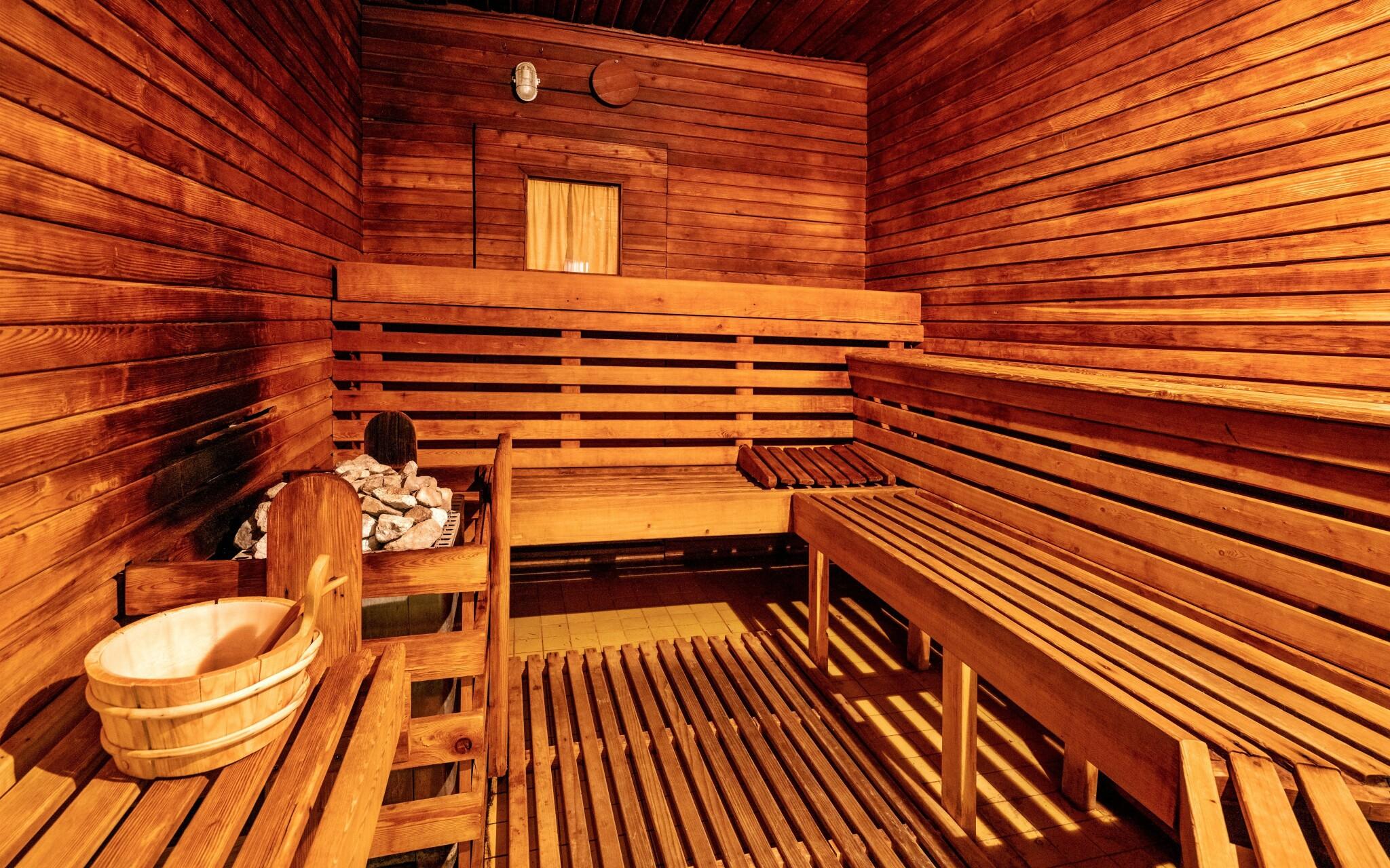 Počas pobytu si môžete užiť neobmedzený vstup do sauny