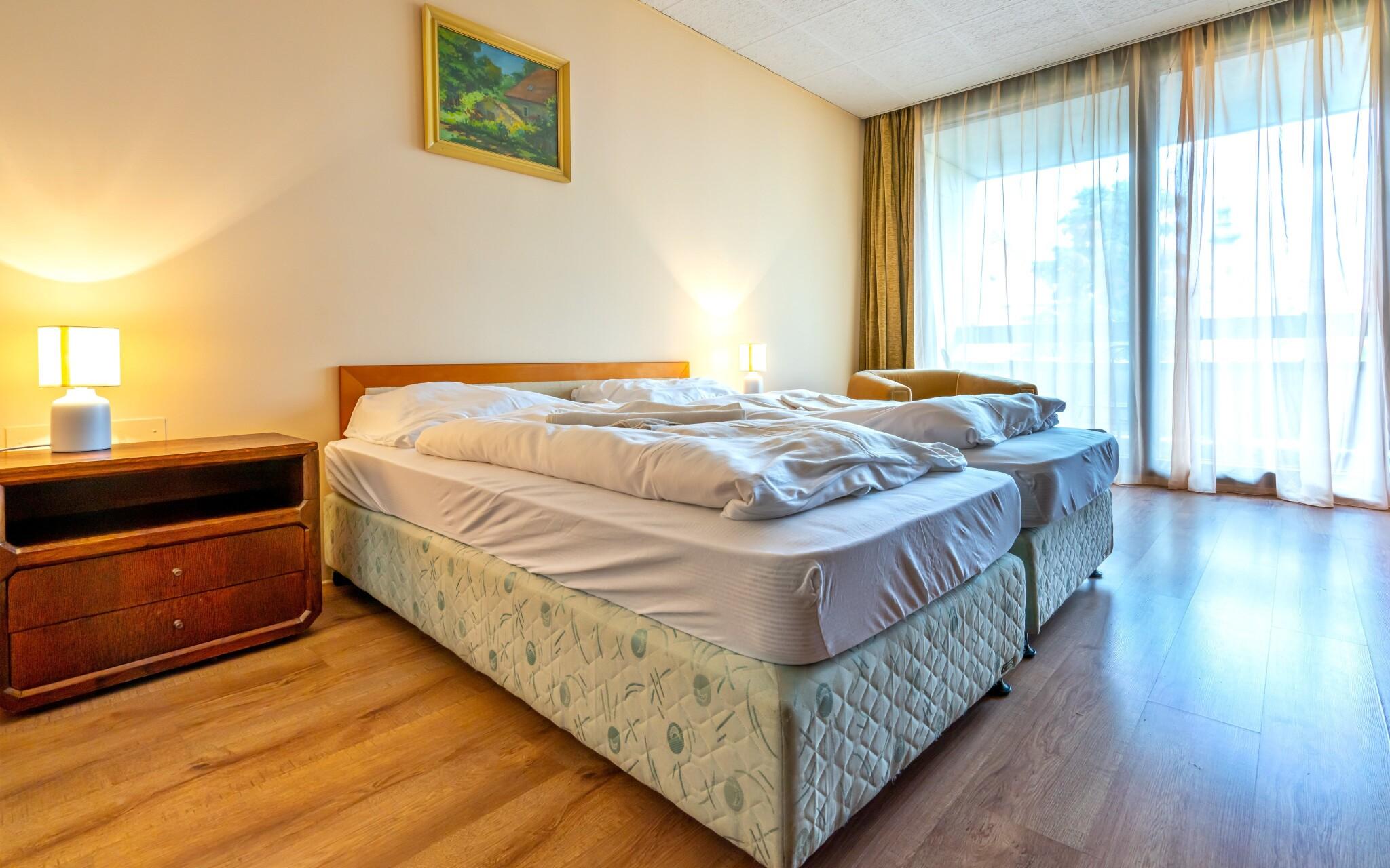 V hotelových izbách nájdete všetko potrebné