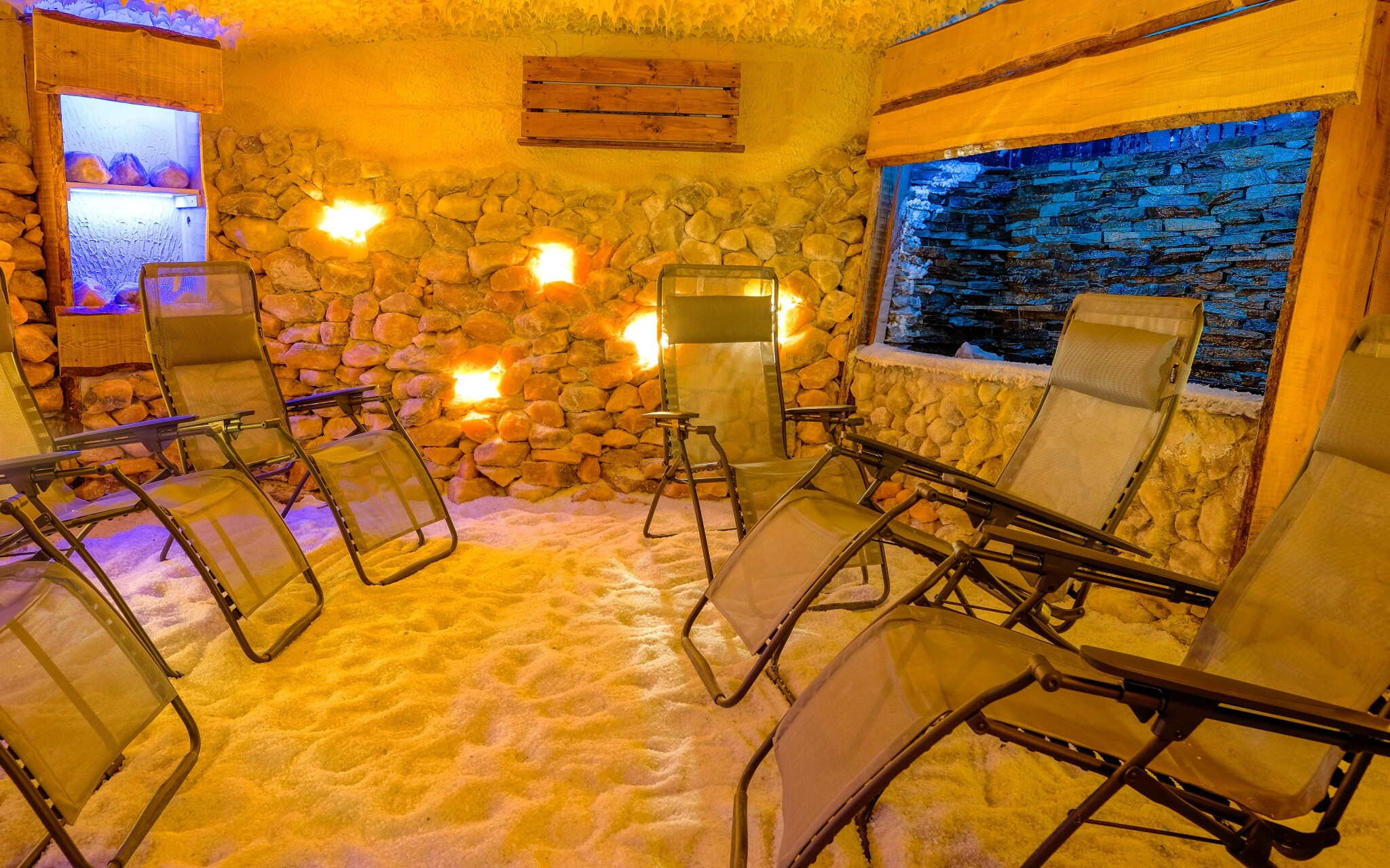 Wellness v Hoteli Lesana *** Vysoké Tatry