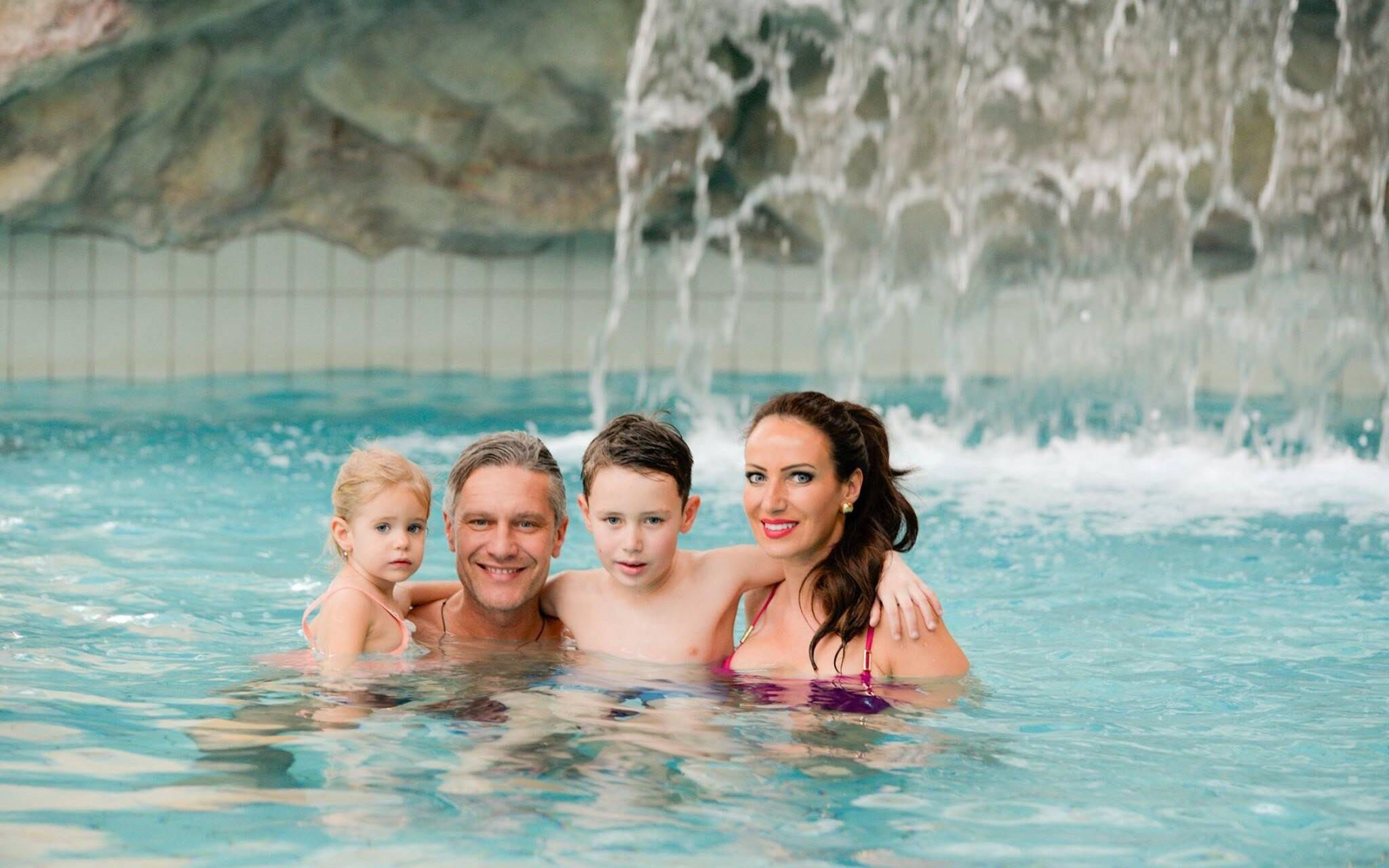 Lázně Aquasziget nadchnou děti i dospělé