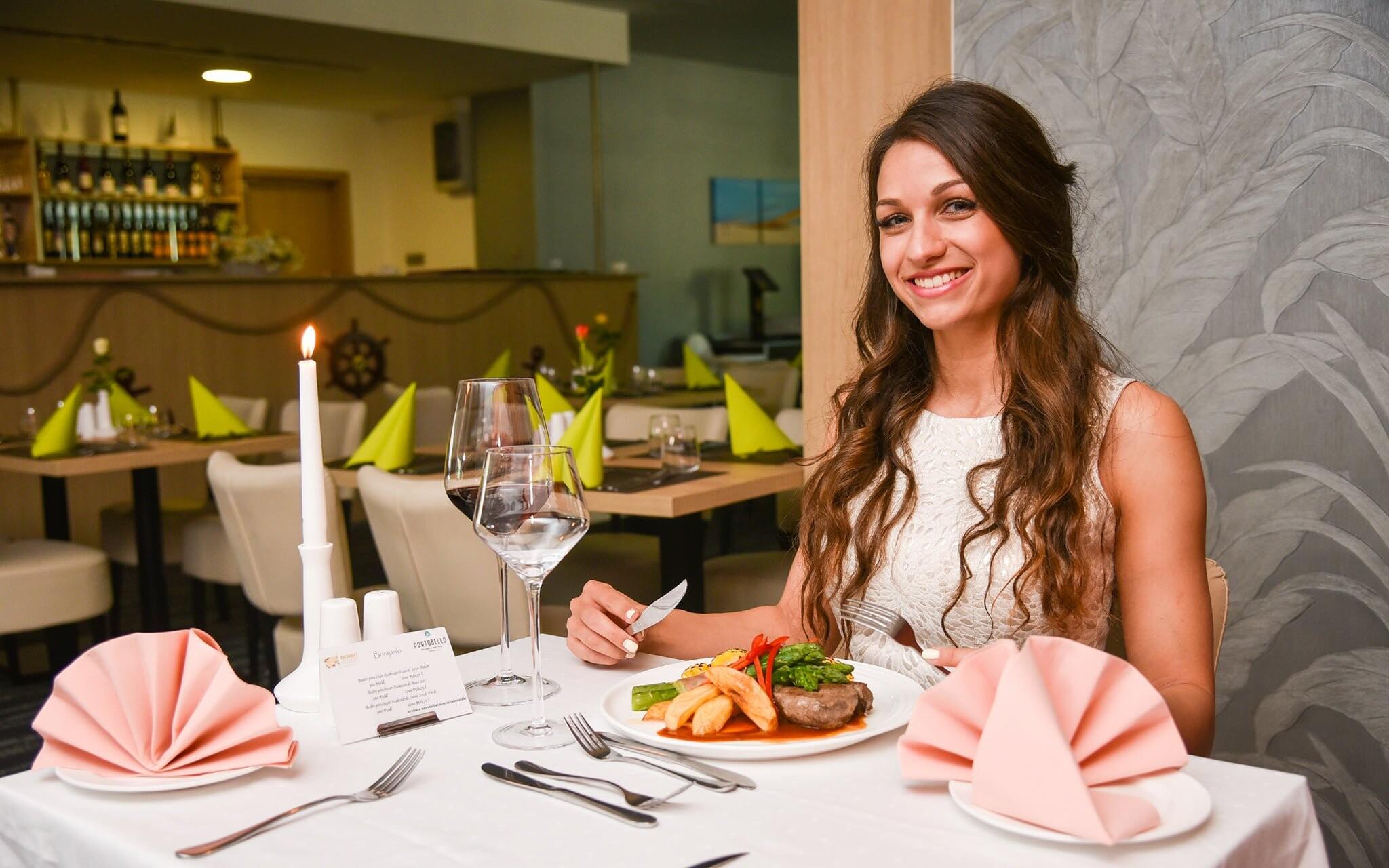 V restauraci jsou podávána jídla jen z kvalitních surovin