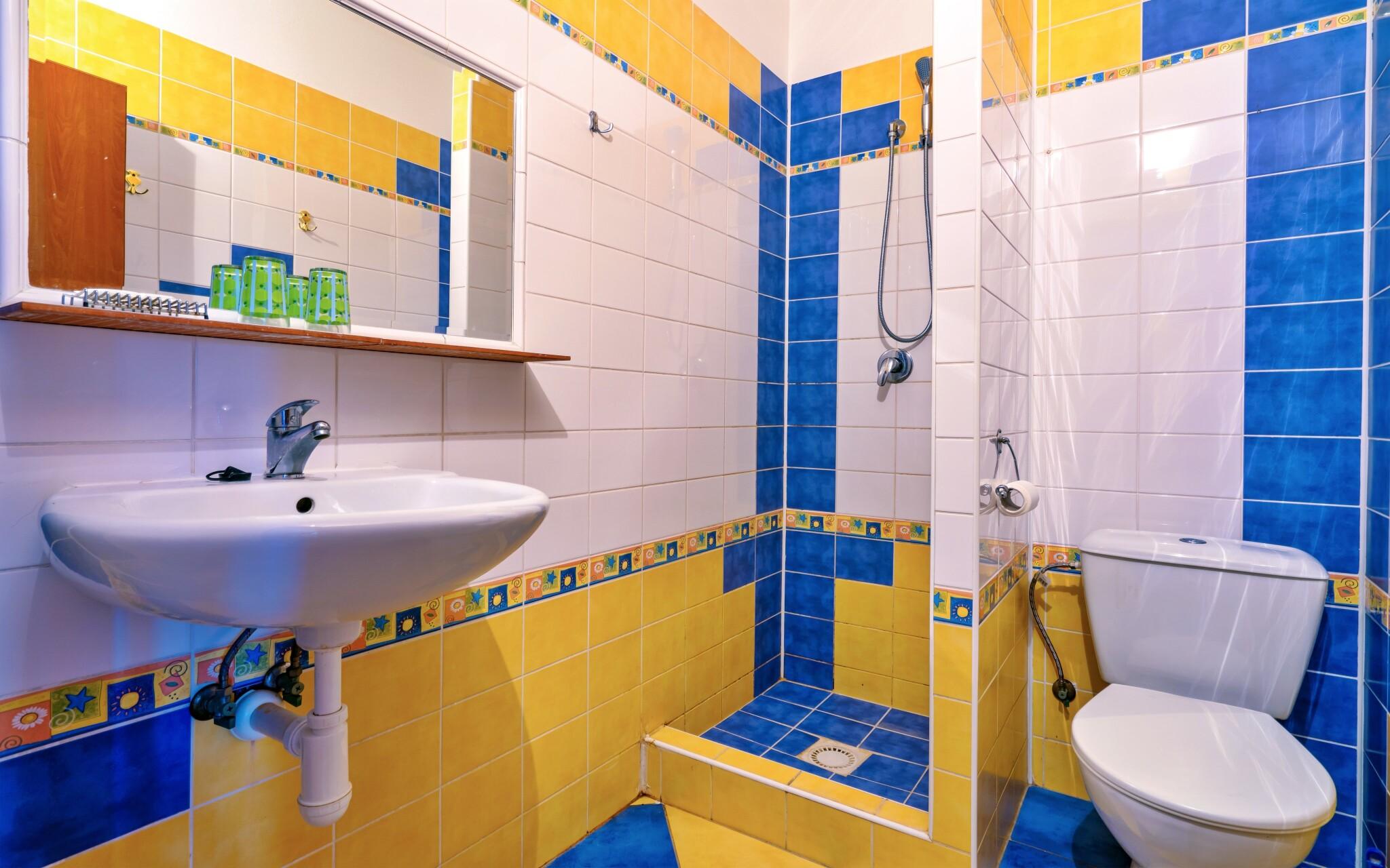 Samozrejmosťou je vlastná kúpeľňa, Quatro II. a III.