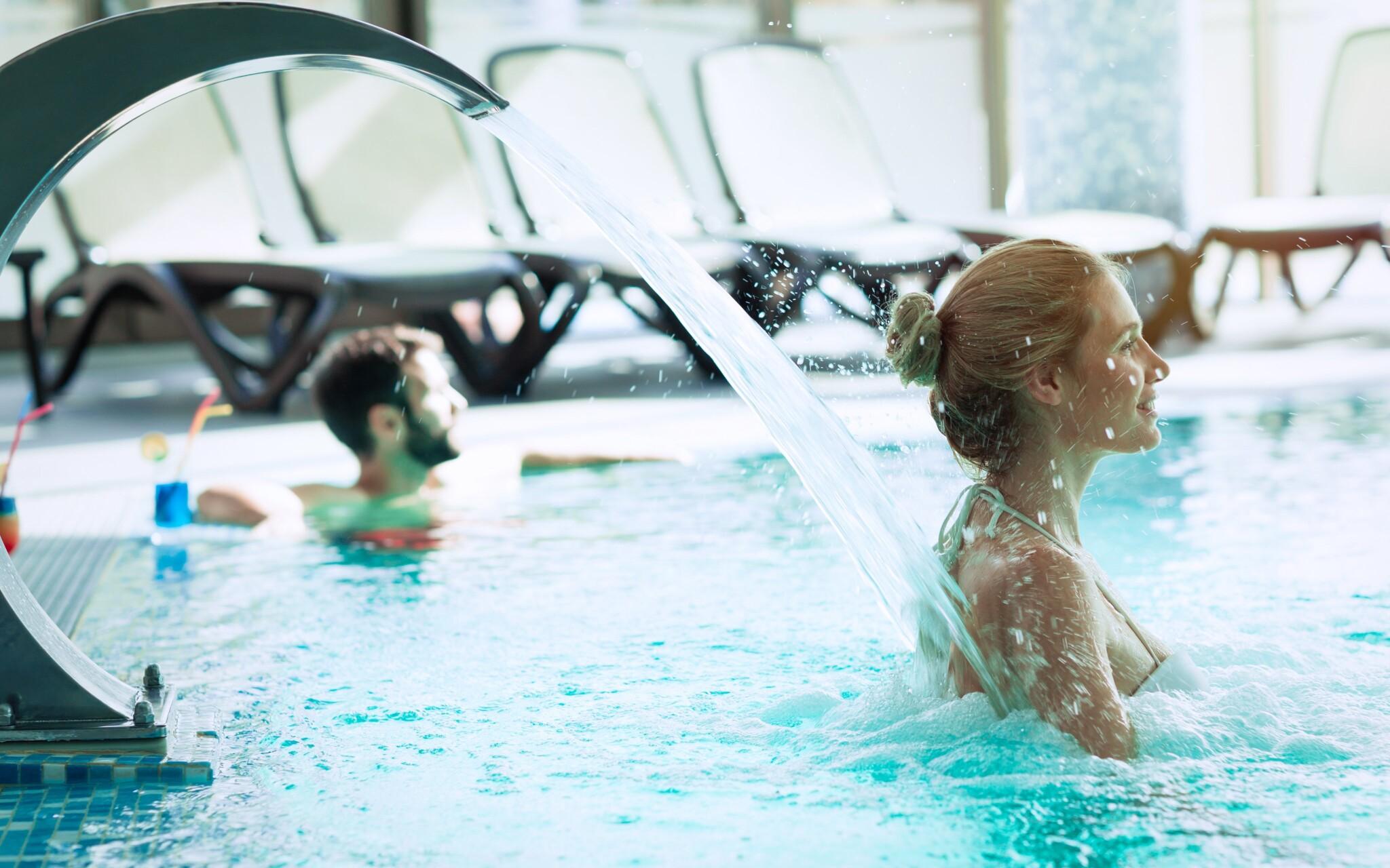 Užijte si příjemnou termální vodu