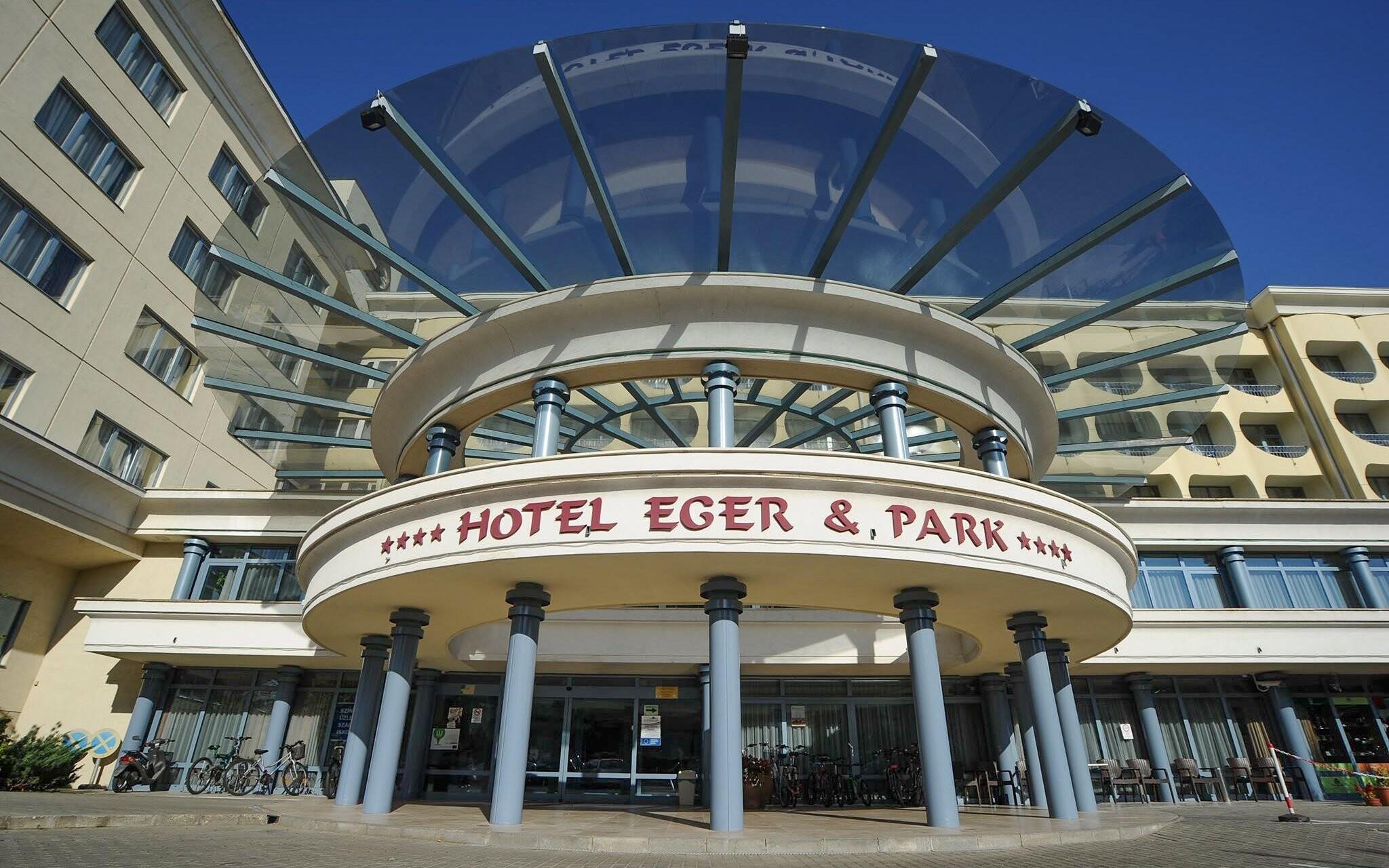 Hotel Eger & Park **** s kúpeľmi, Eger, Maďarsko
