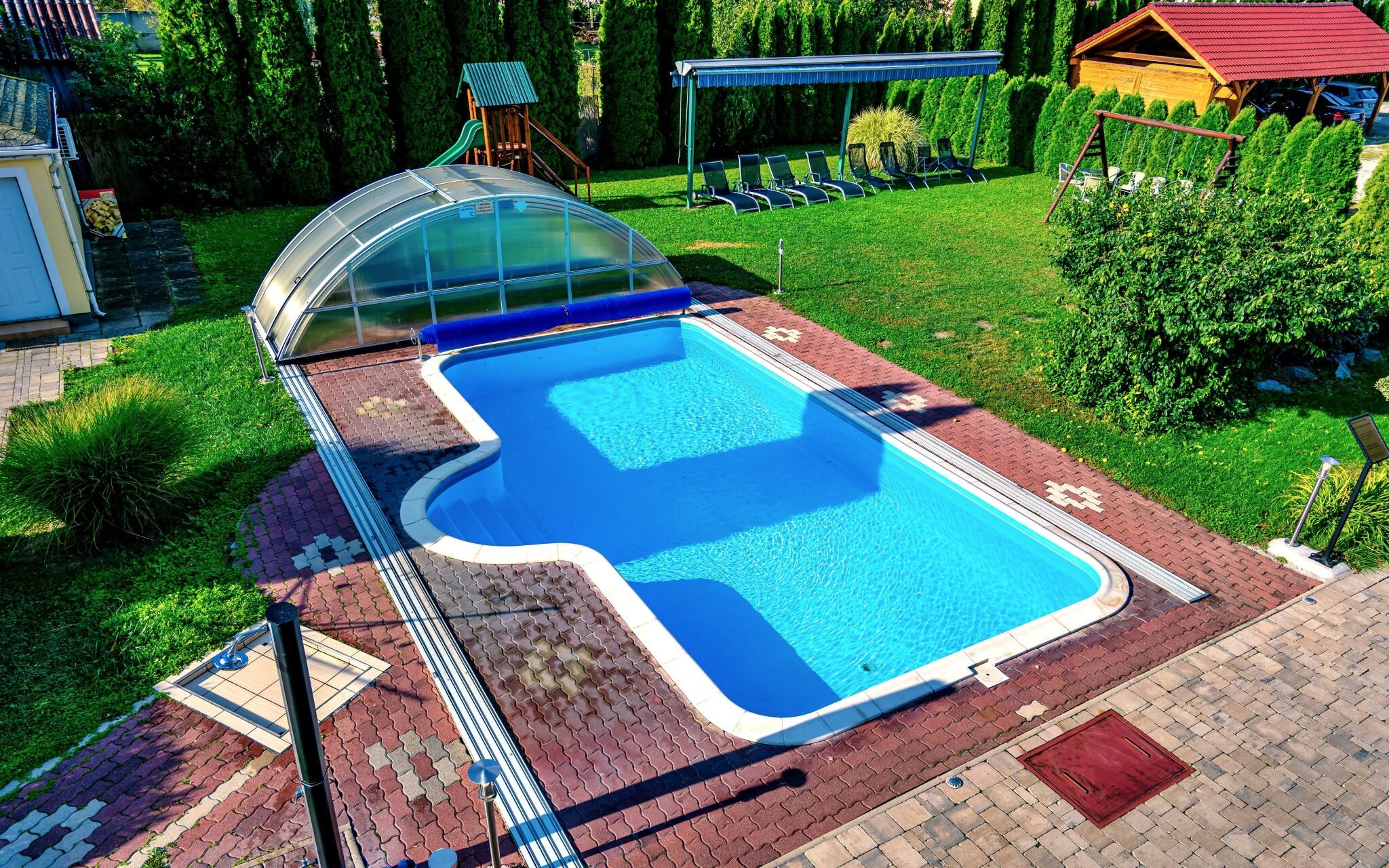 Bavorský Penzión Bajor má vlastný bazén, Bük, Maďarsko