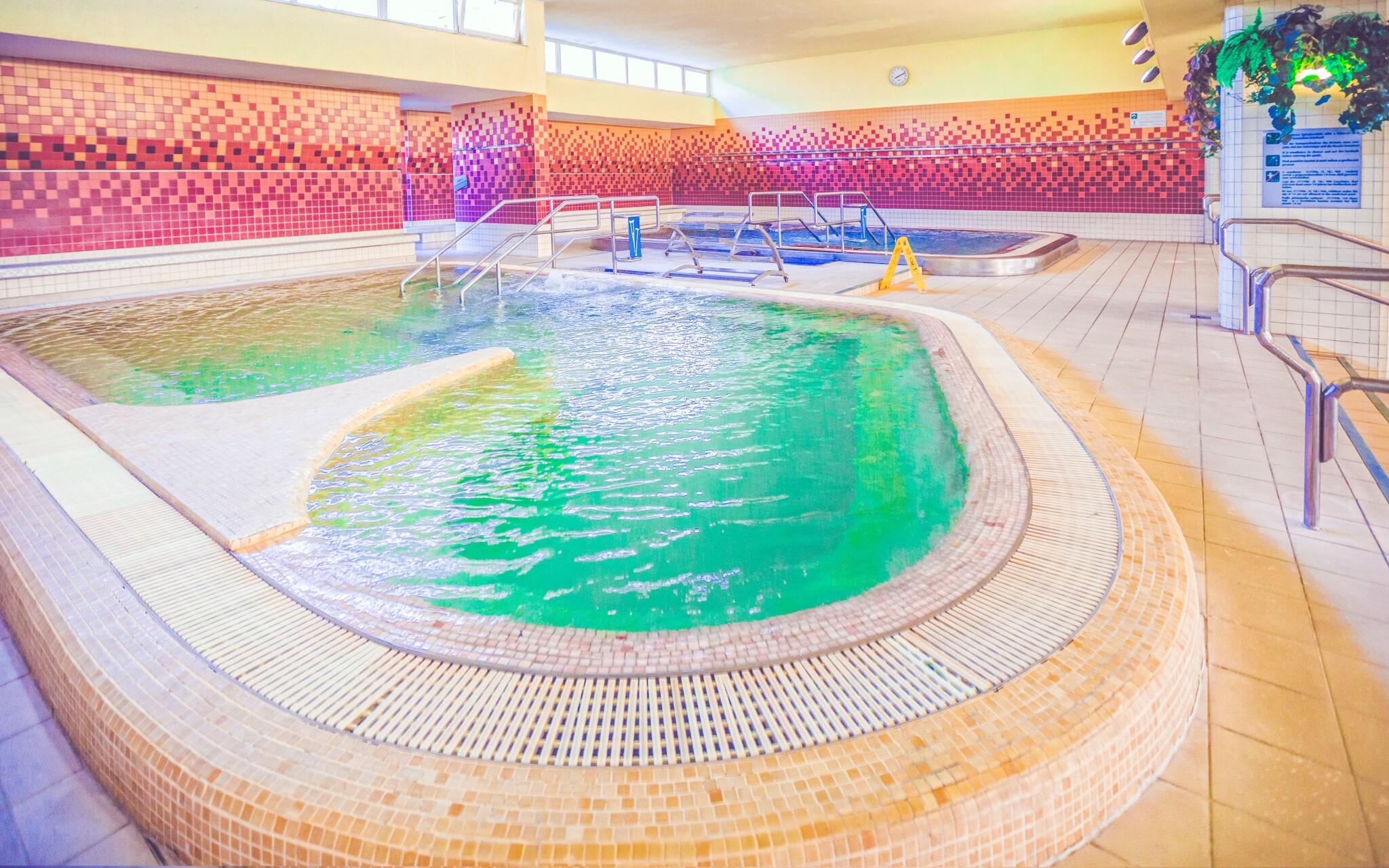 Užite si relaxáciu v termálnych kúpeľoch Bük