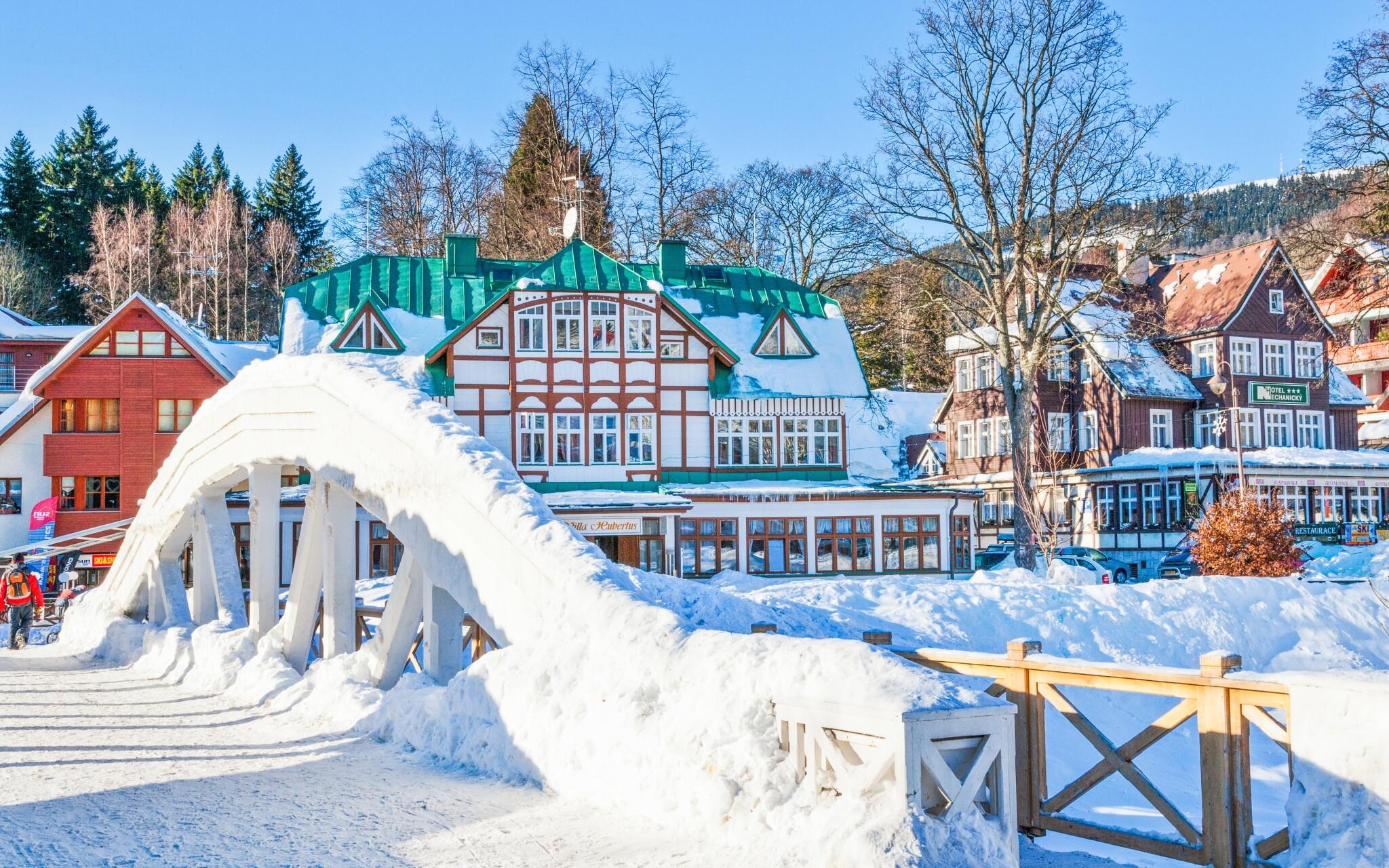 Užijte si vánoční pobyt v Krkonoších u Špindlerova Mlýna