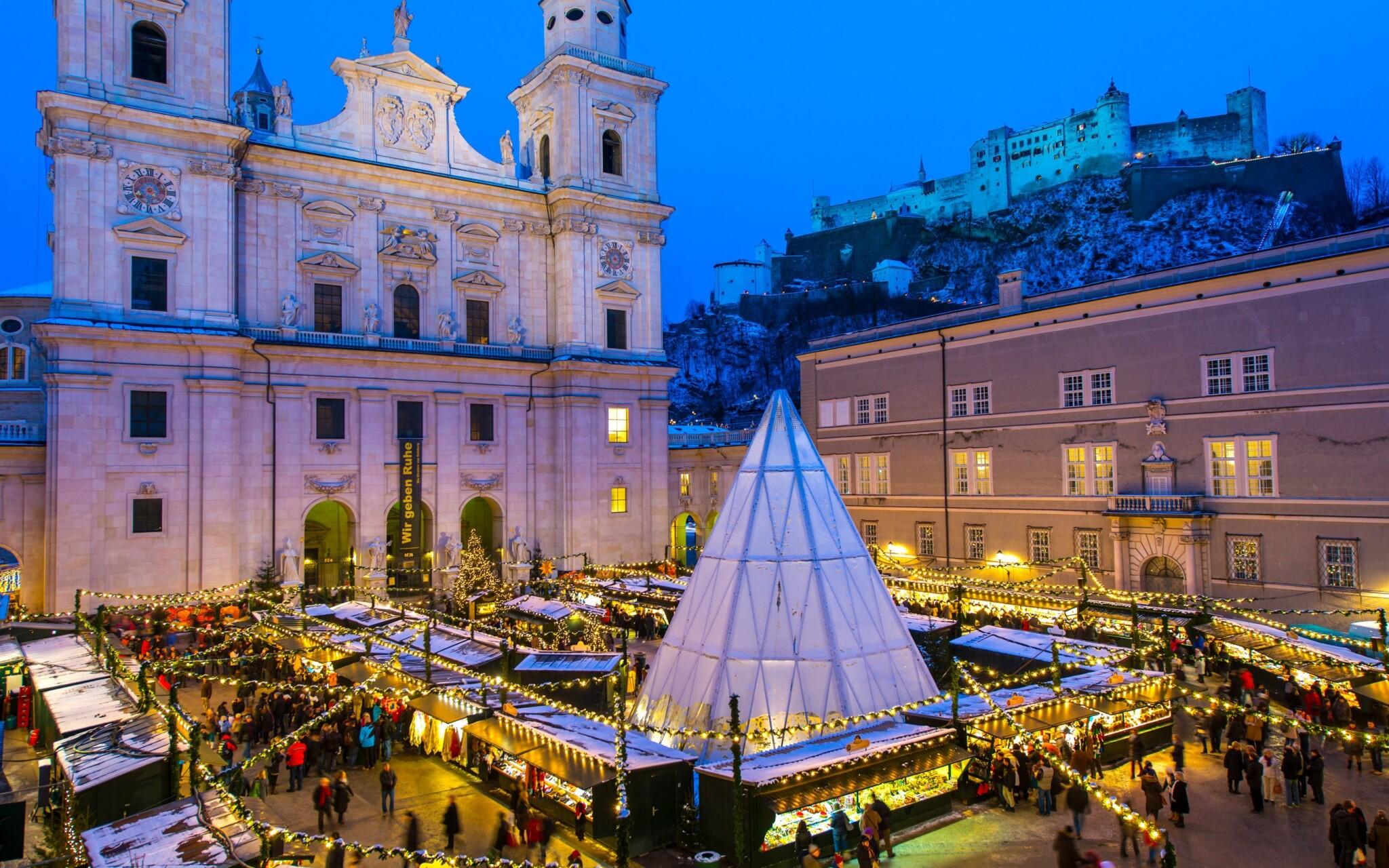 Do krásného Salzburgu to budete mít kousek