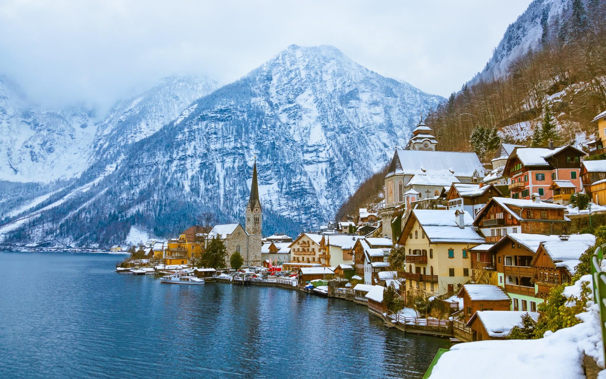 Užijte si parádní zimu v Rakousku