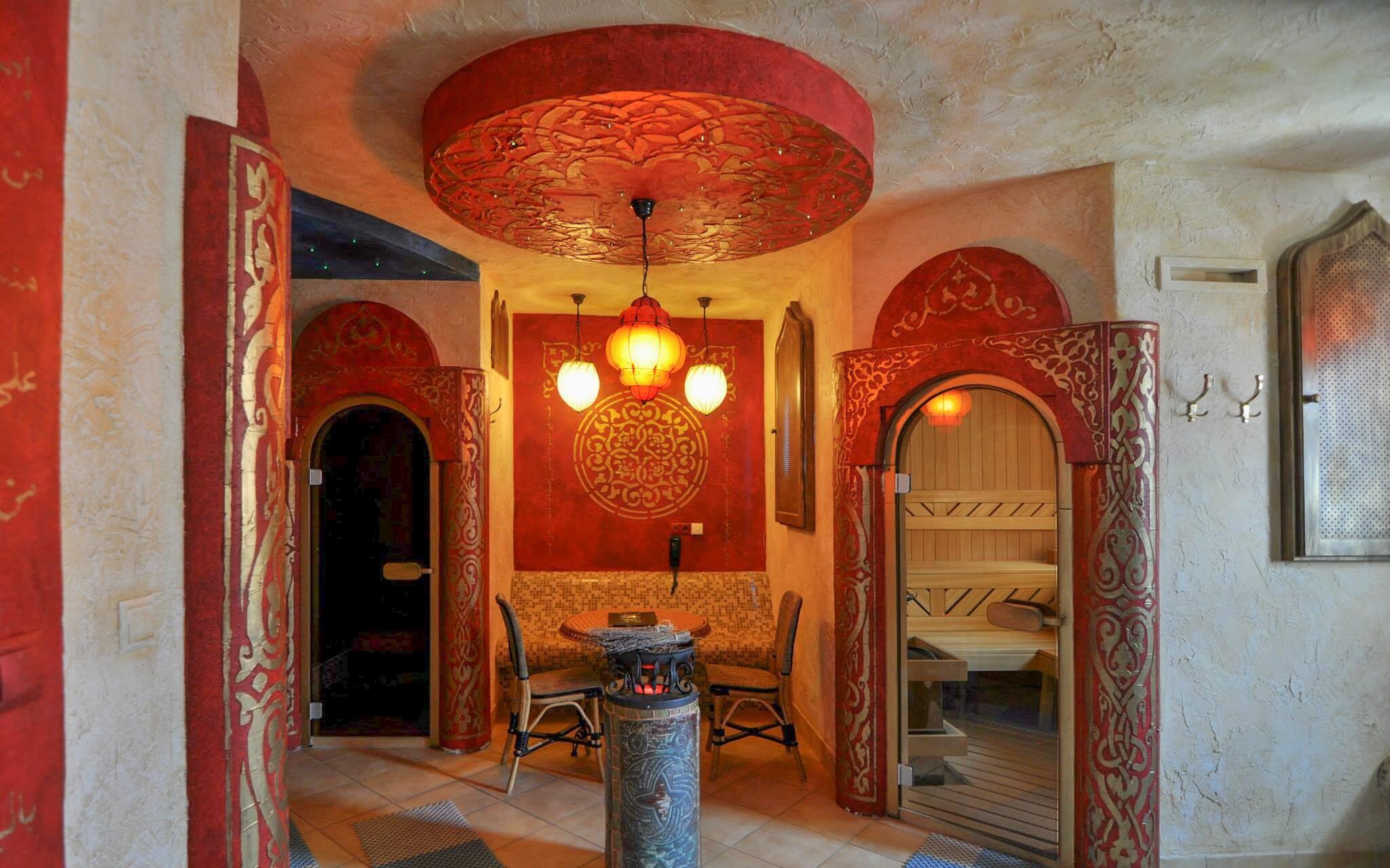 Wellness, vířivka, sauna, Hotel Villa Classica ****, Pápa